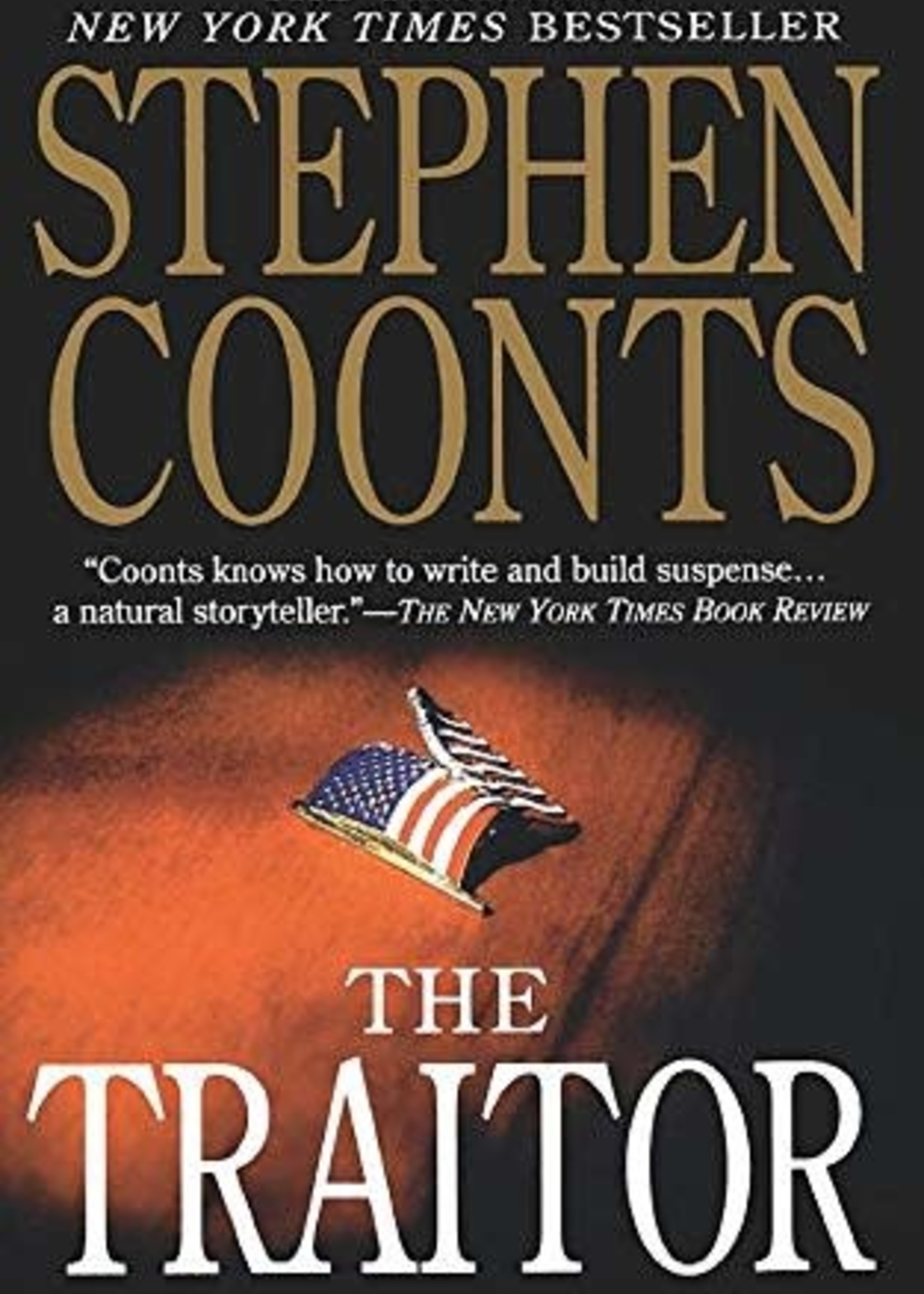 USED - The Traitor by Stephen Coonts