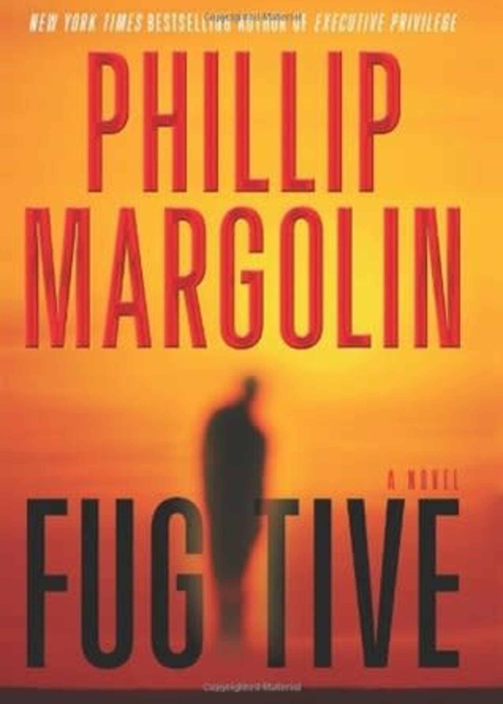 USED - Fugitive by Phillip Margolin