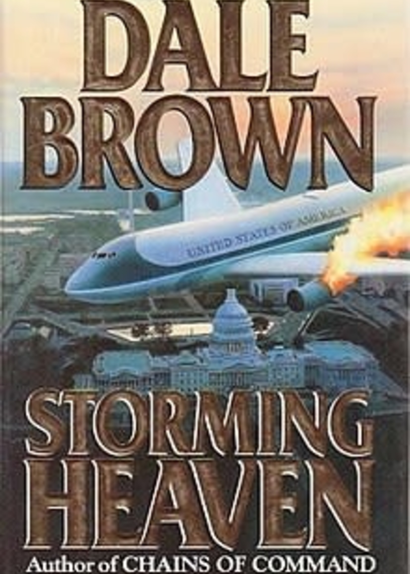 USED - Storming Heaven by Dale Brown
