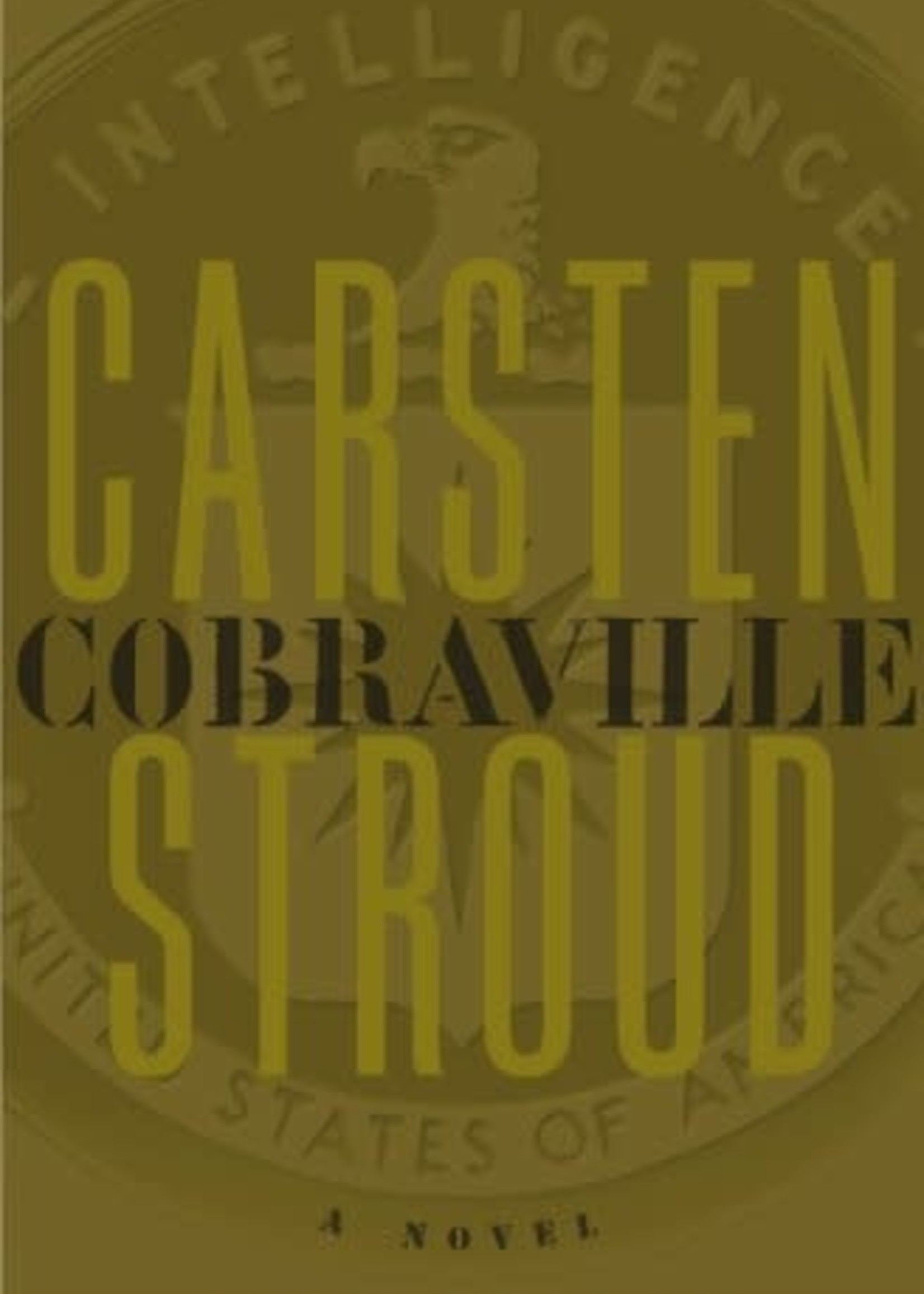 USED - Cobraville by Carsten Stroud