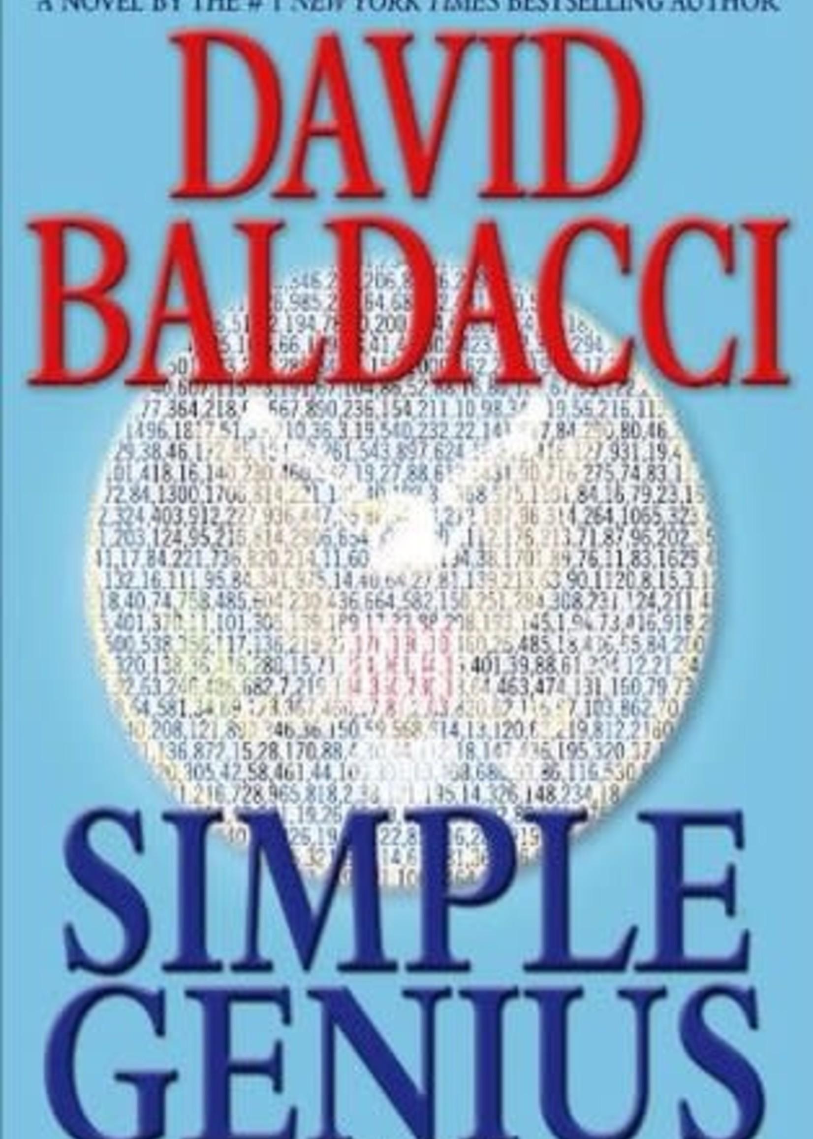 USED - Simple Genius by David Baldacci