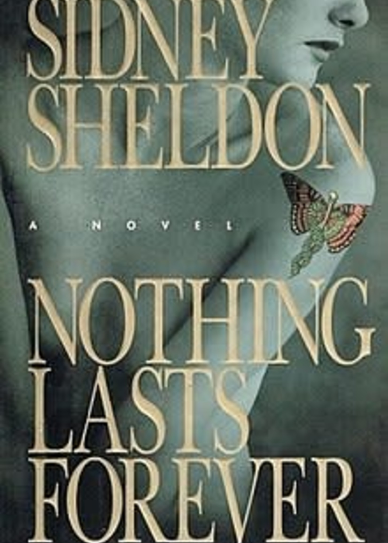 USED - Nothing Lasts Forever by Sidney Sheldon
