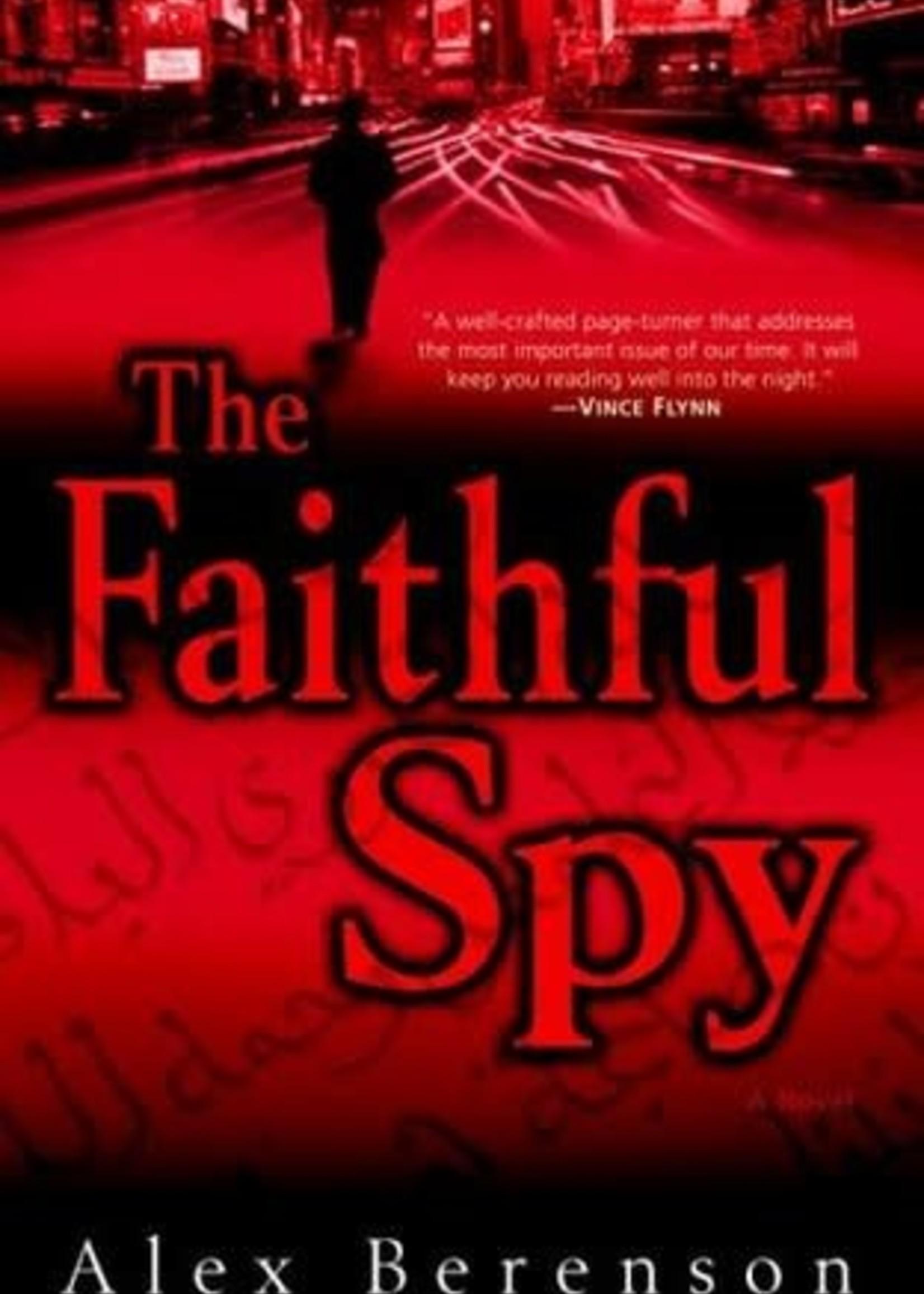USED - The Faithful Spy by Alex Berenson