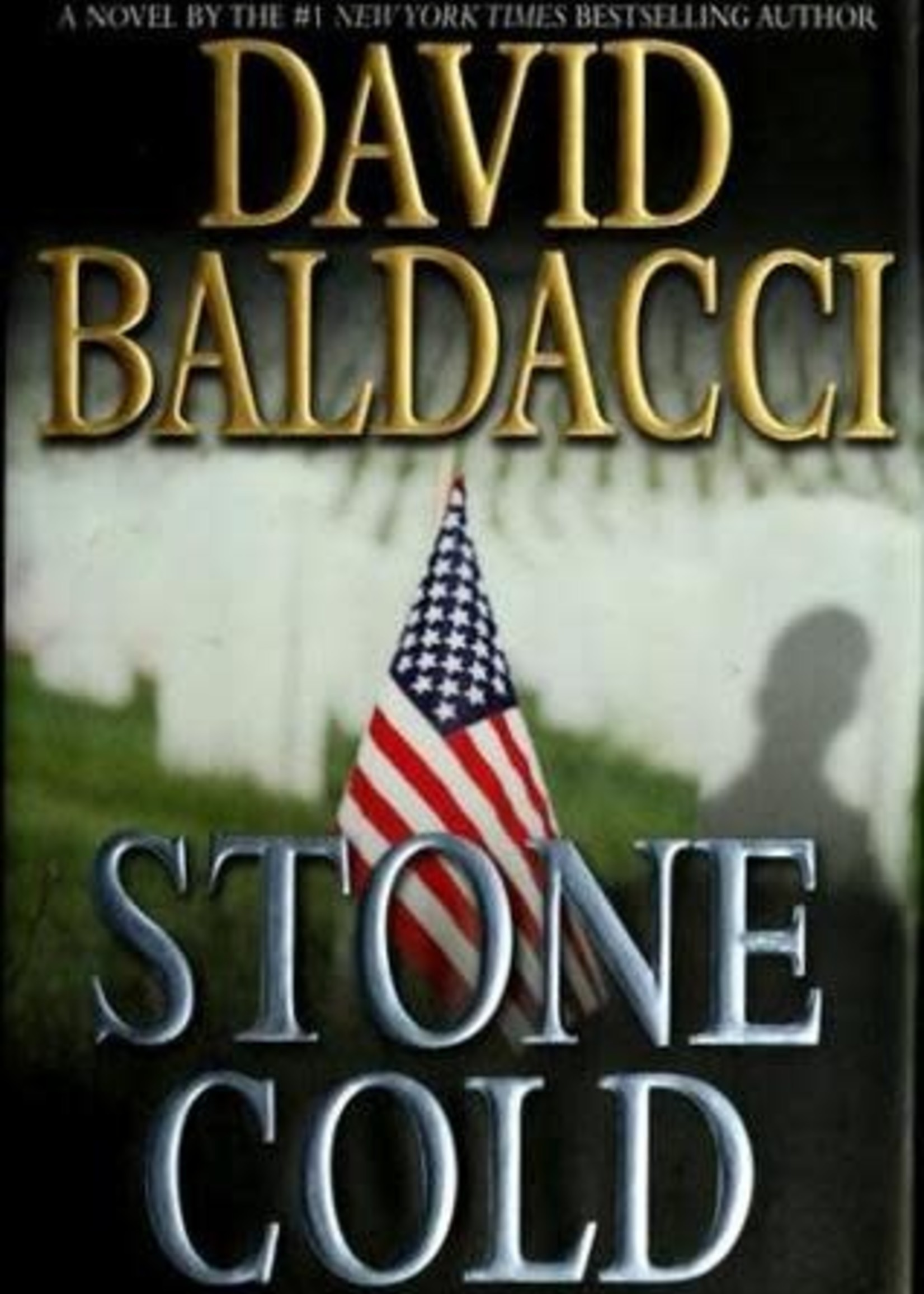 USED - Stone Cold by David Baldacci