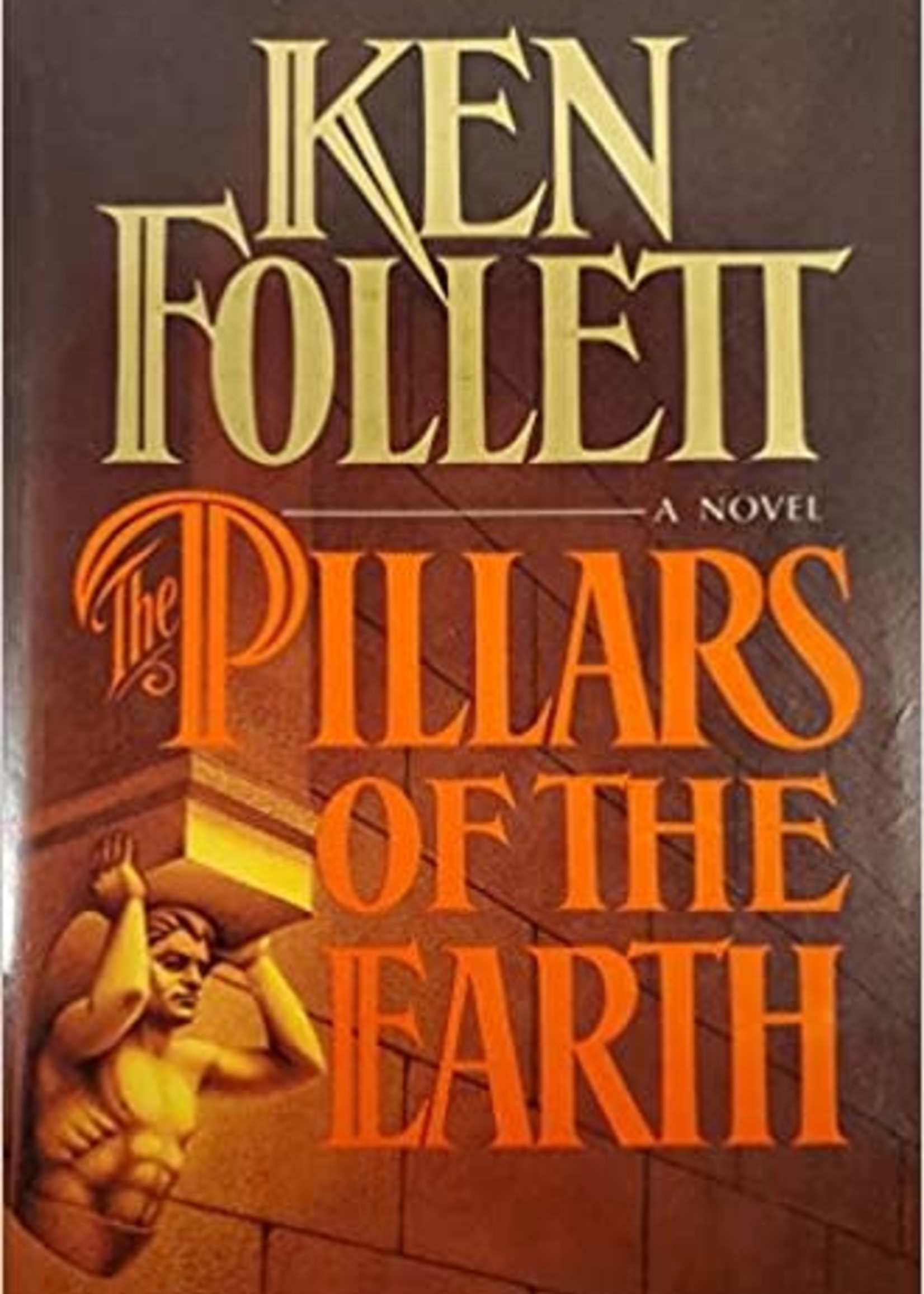 USED - The Pillars of the Earth by Ken Follett