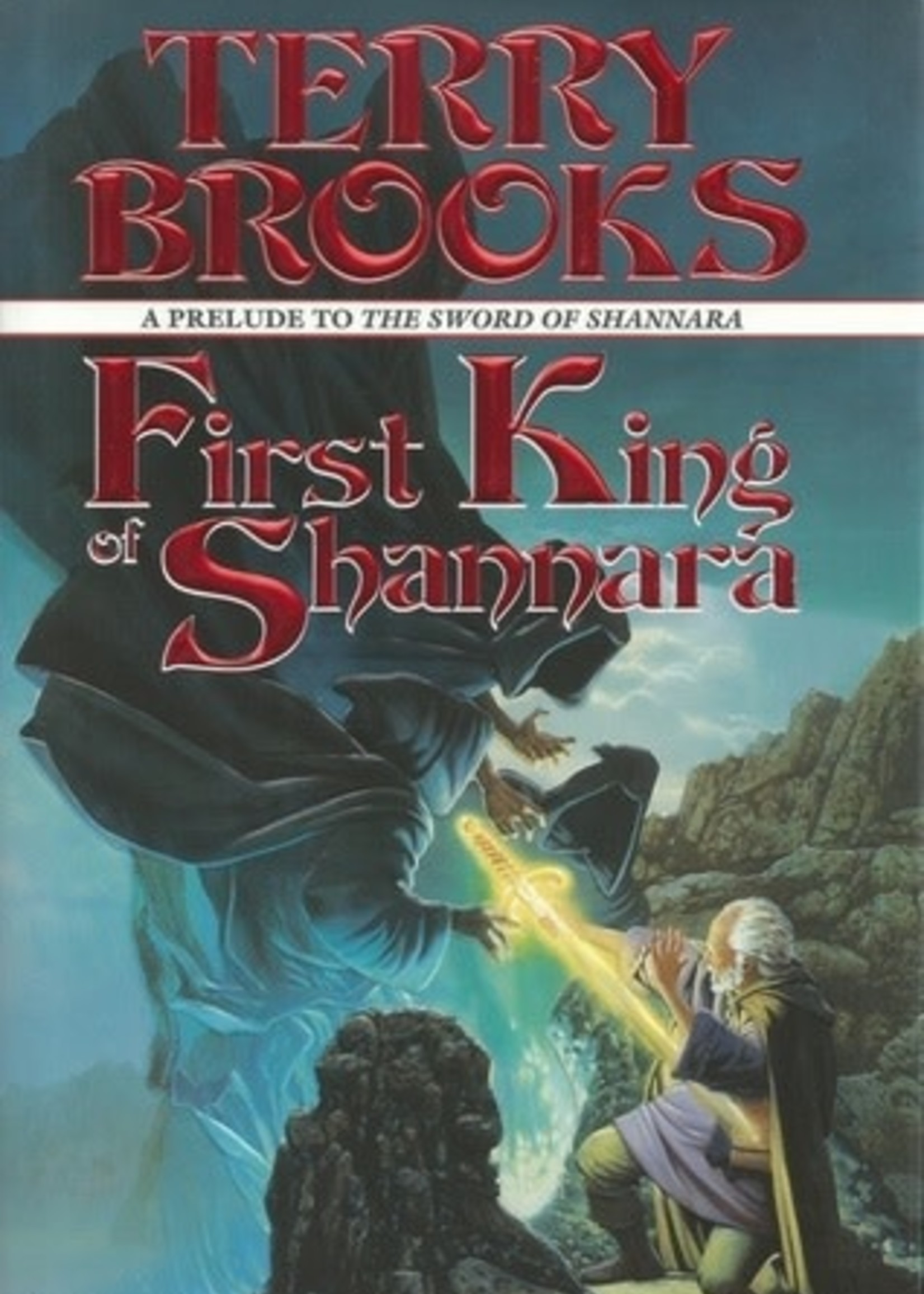 USED - The First King of Shannara by Terry Brooks