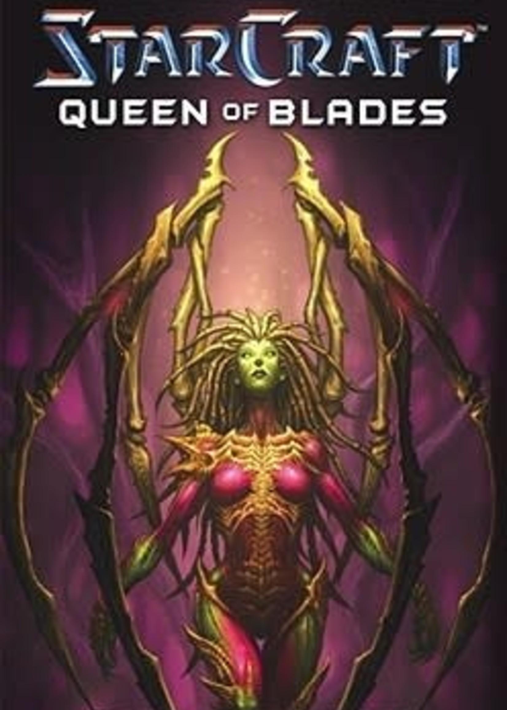 USED - Queen of Blades by Aaron Rosenberg