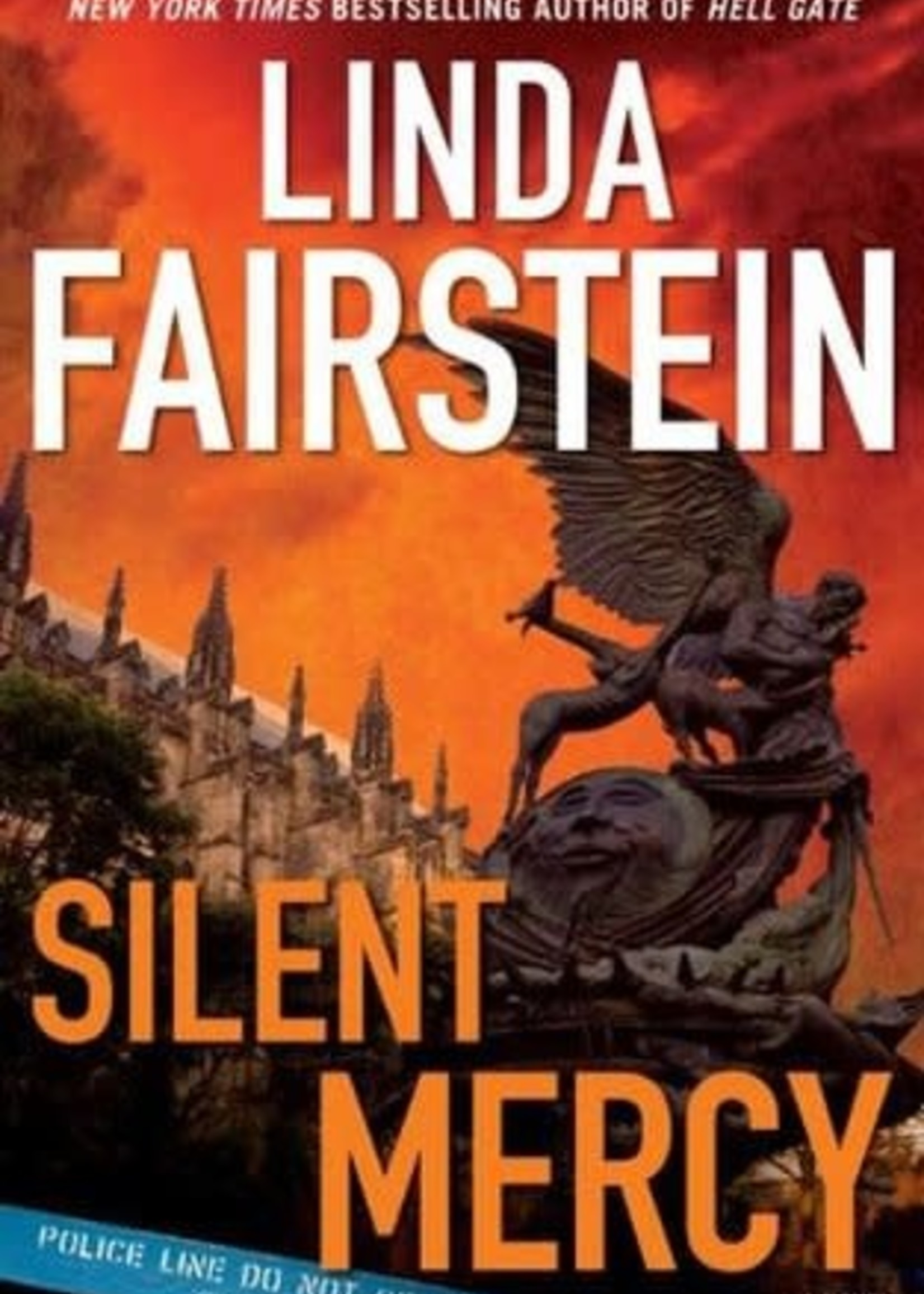 USED - Silent Mercy by Linda Fairstein