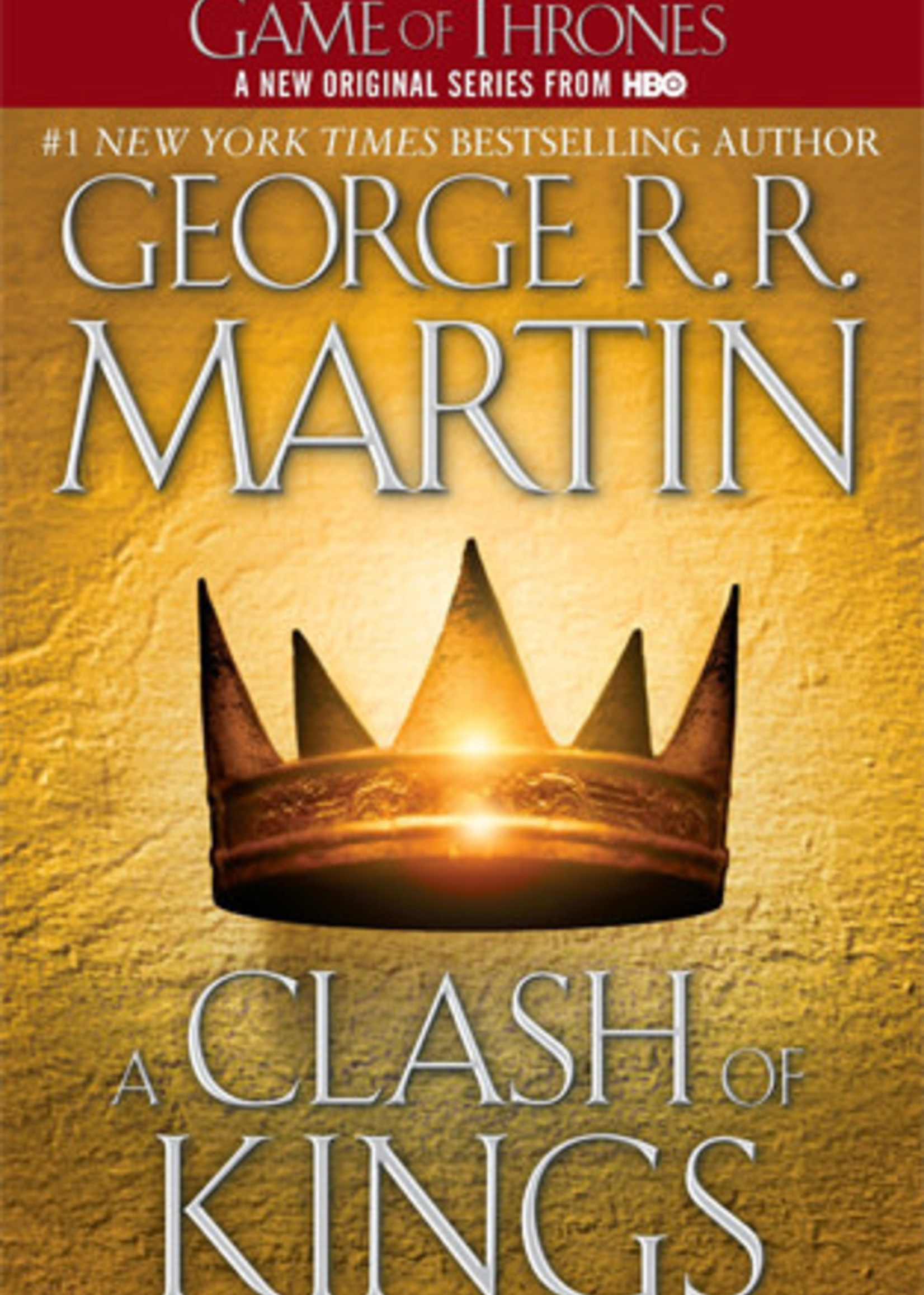 USED - A Clash of Kings by George R. R. Martin