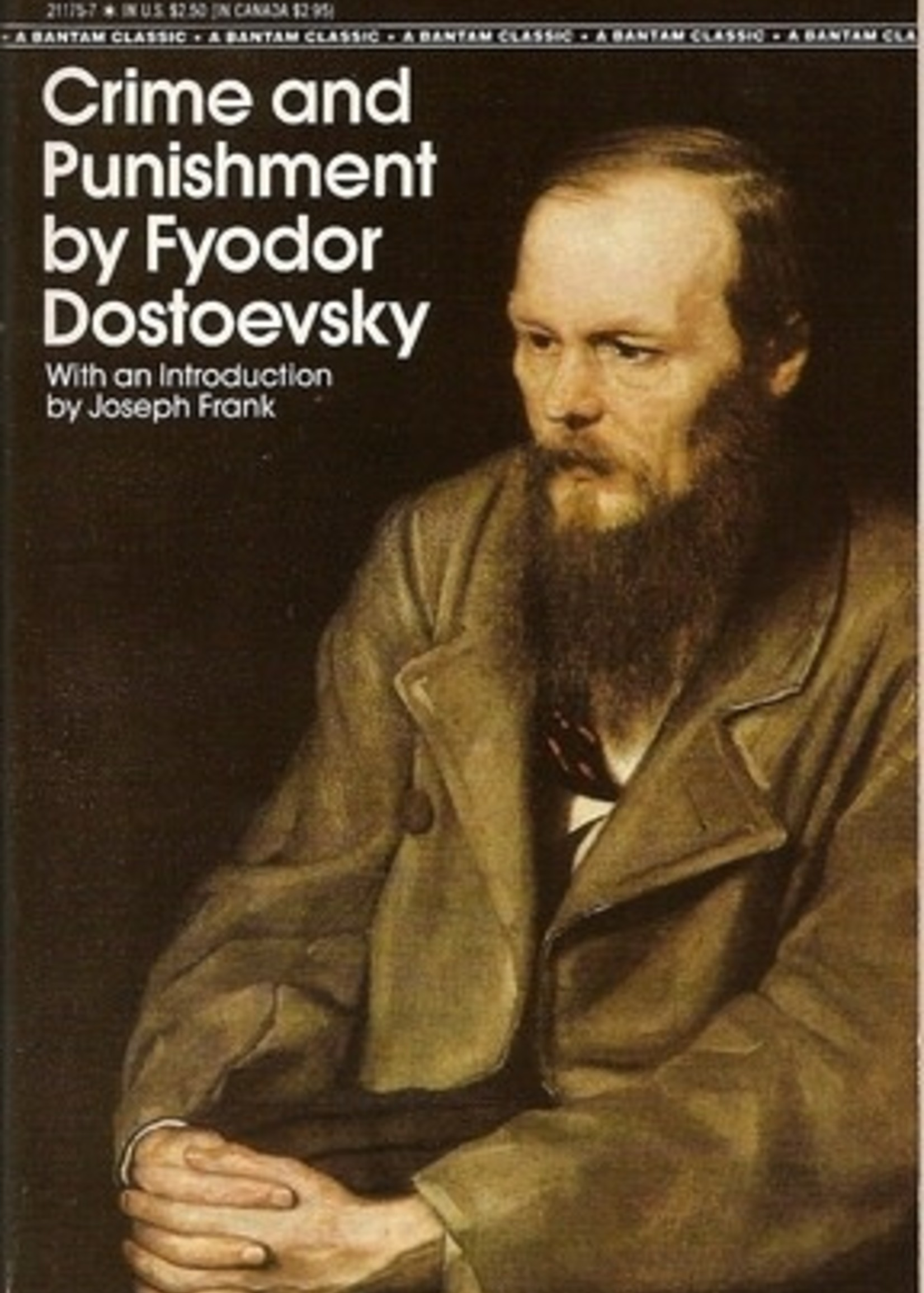 USED - Crime and Punishment by Fyodor Dostoevsky