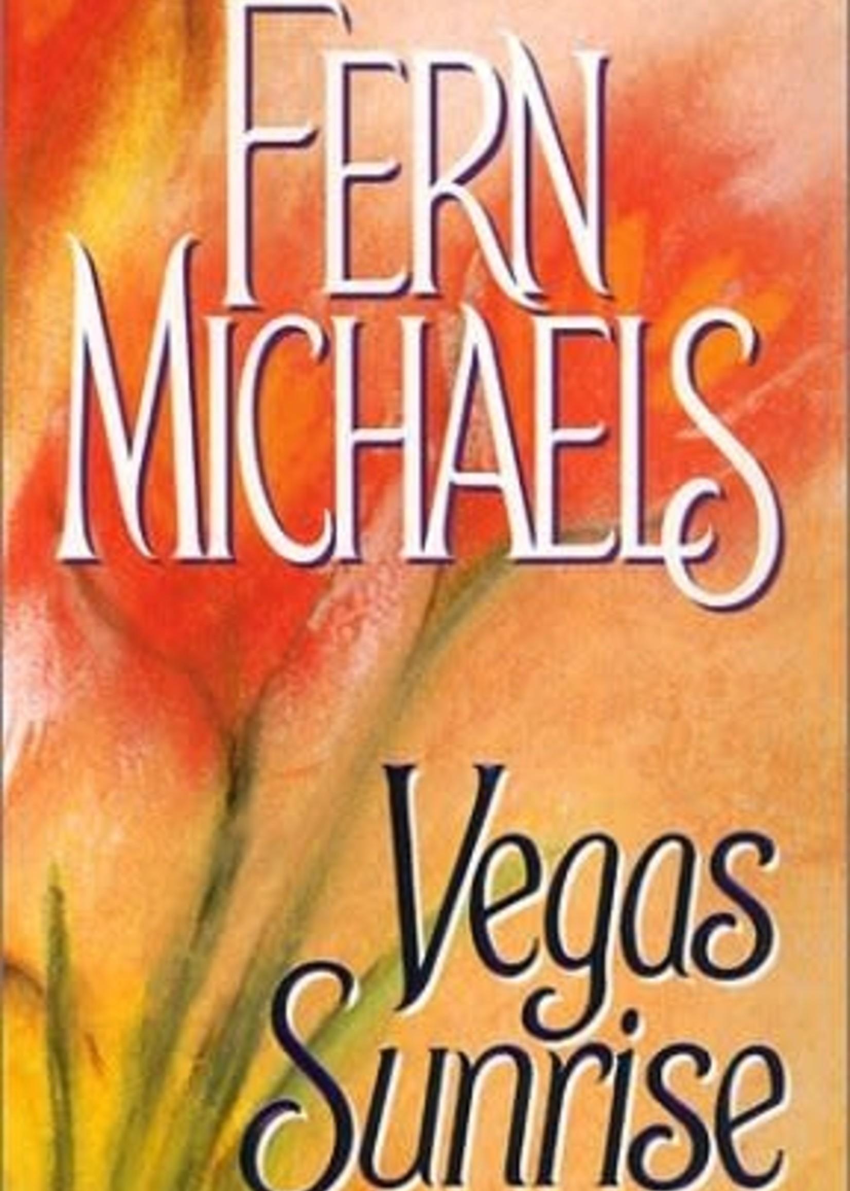 USED - Vegas Sunrise by Fern Michaels
