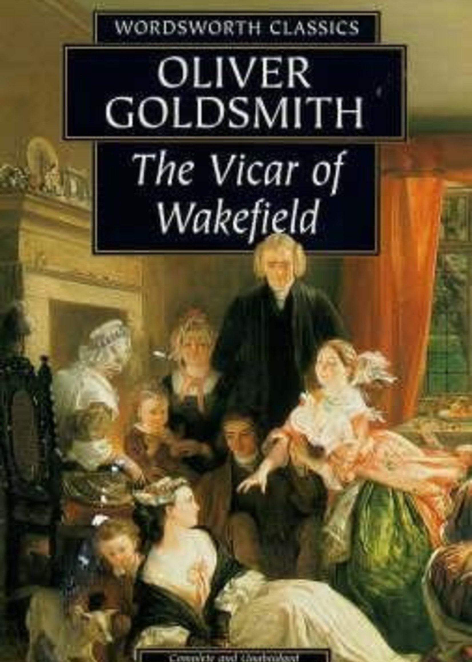 USED - The Vicar of Wakefield by Oliver Goldsmith