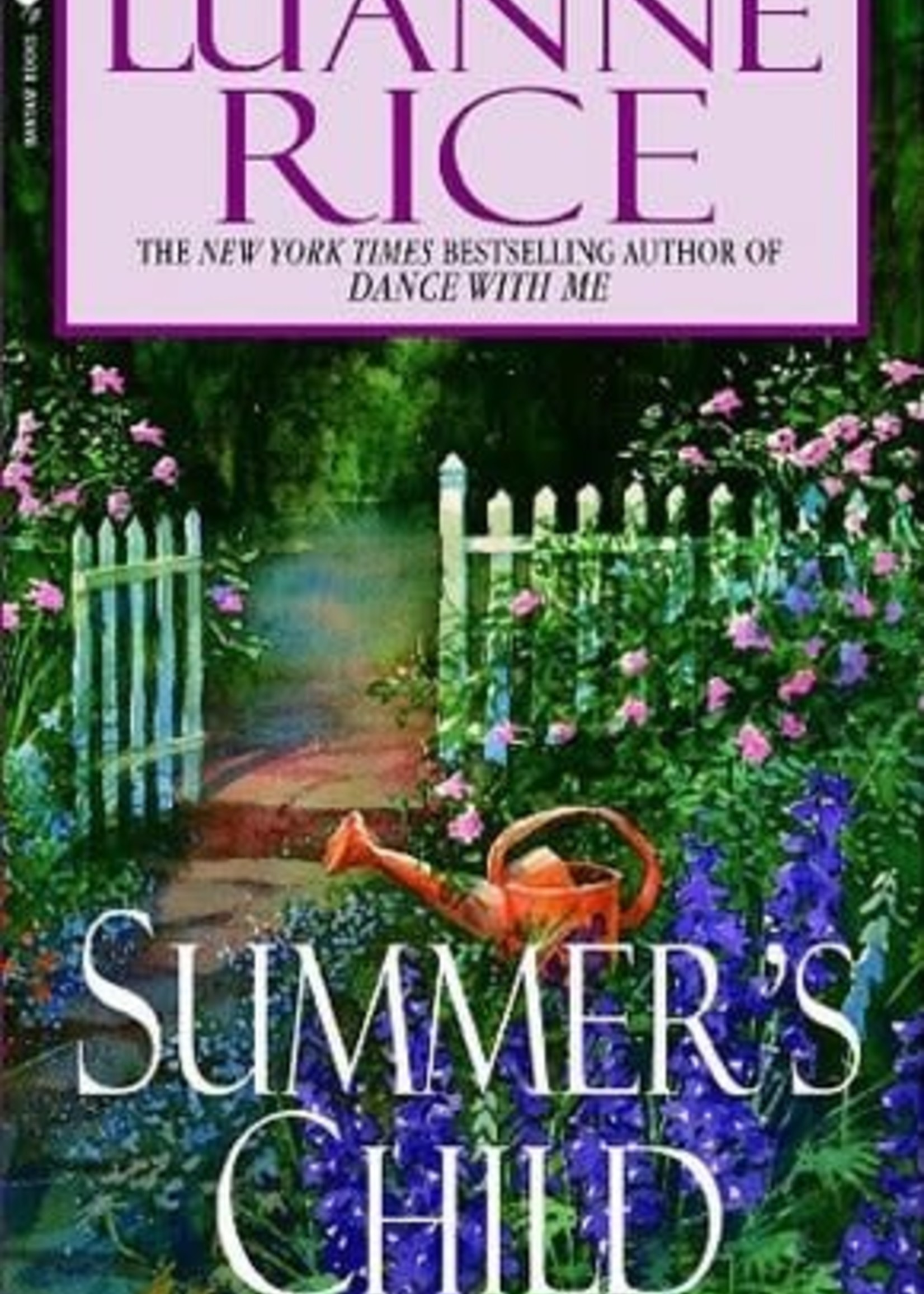 USED - Summer's Child by Luanne Rice