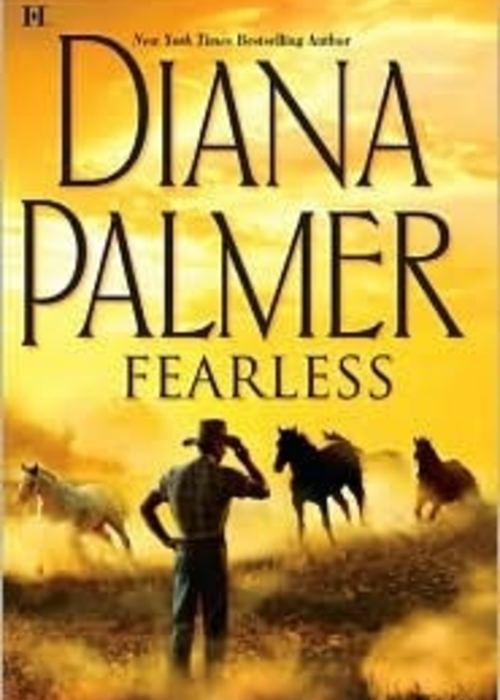 USED - Fearless by Diana Palmer