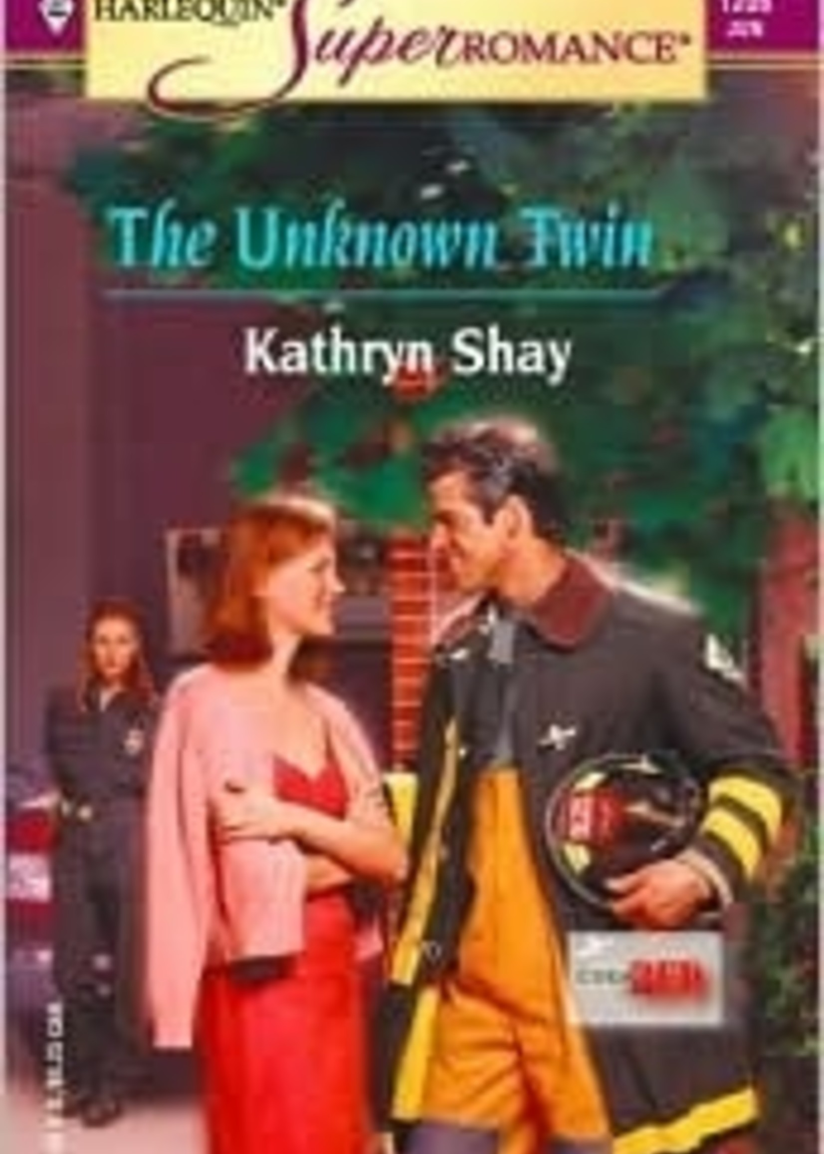 USED - The Unknown Twin by Kathryn Shay