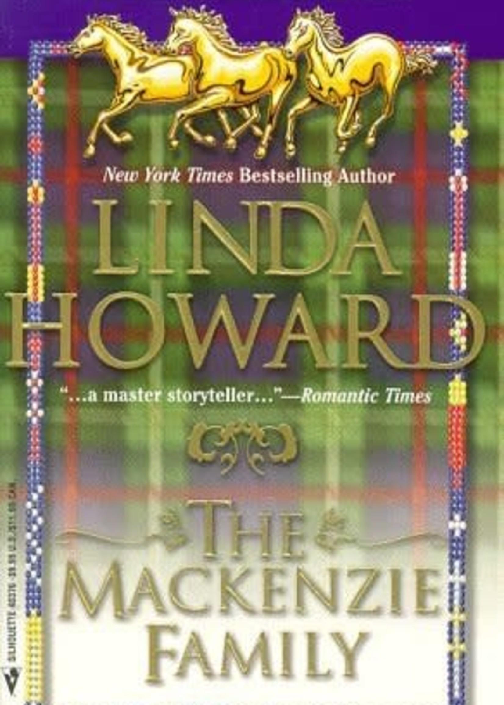 USED - The MacKenzie Family by Linda Howard