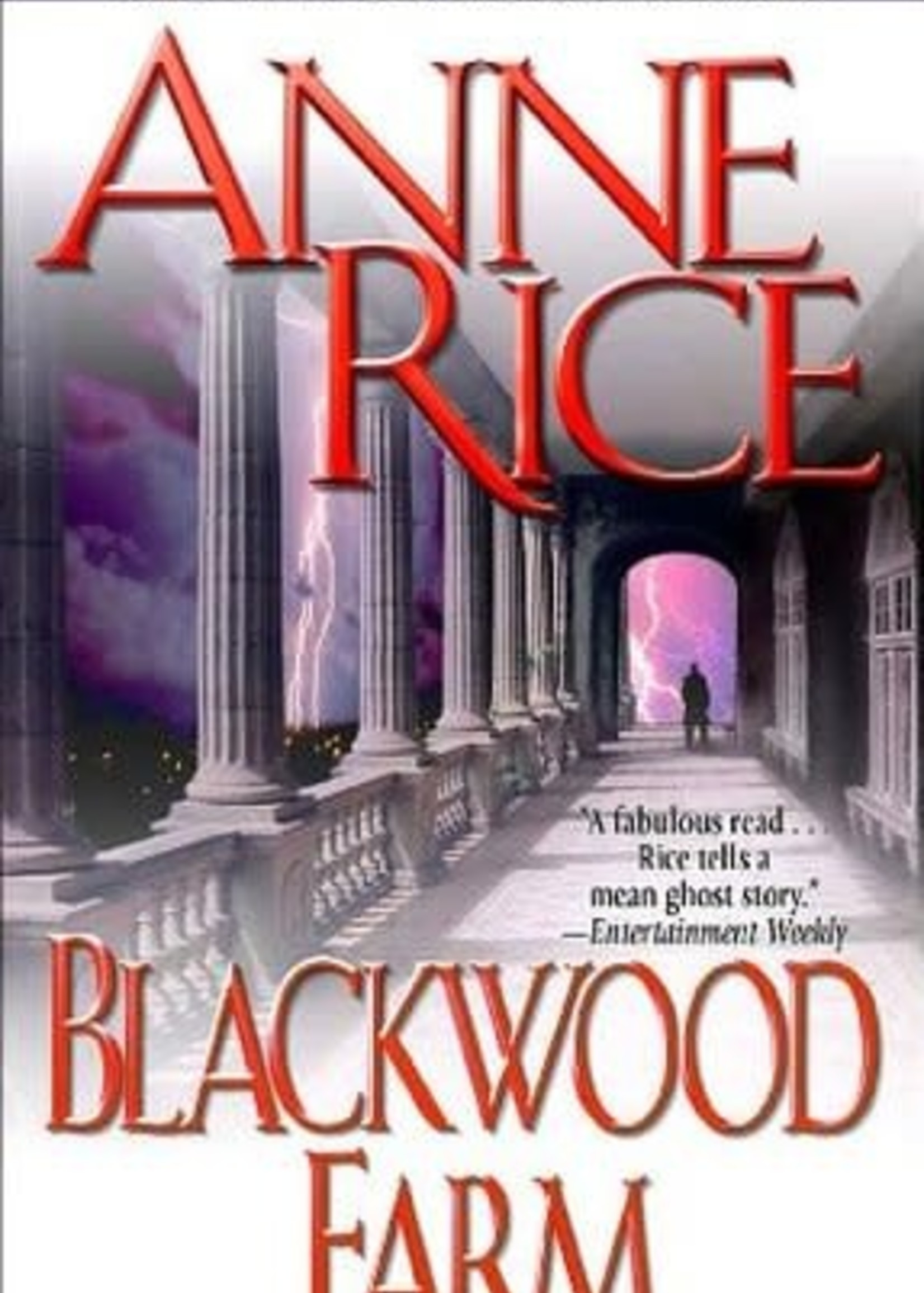 USED - Blackwood Farm by Anne Rice