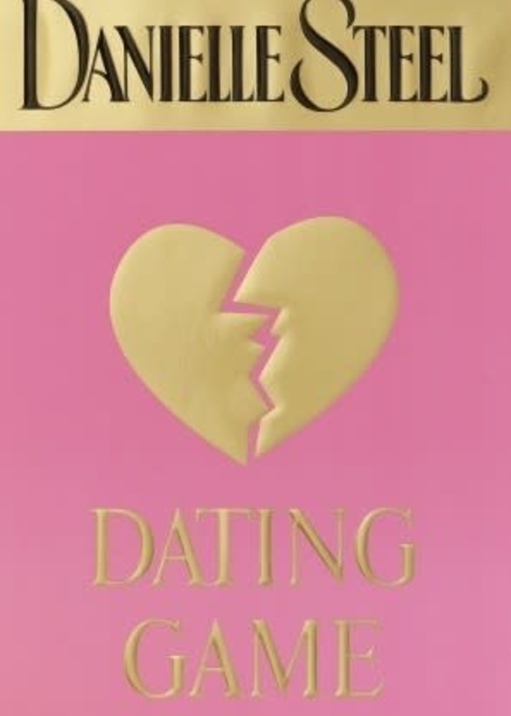 USED - Dating Game by Danielle Steel