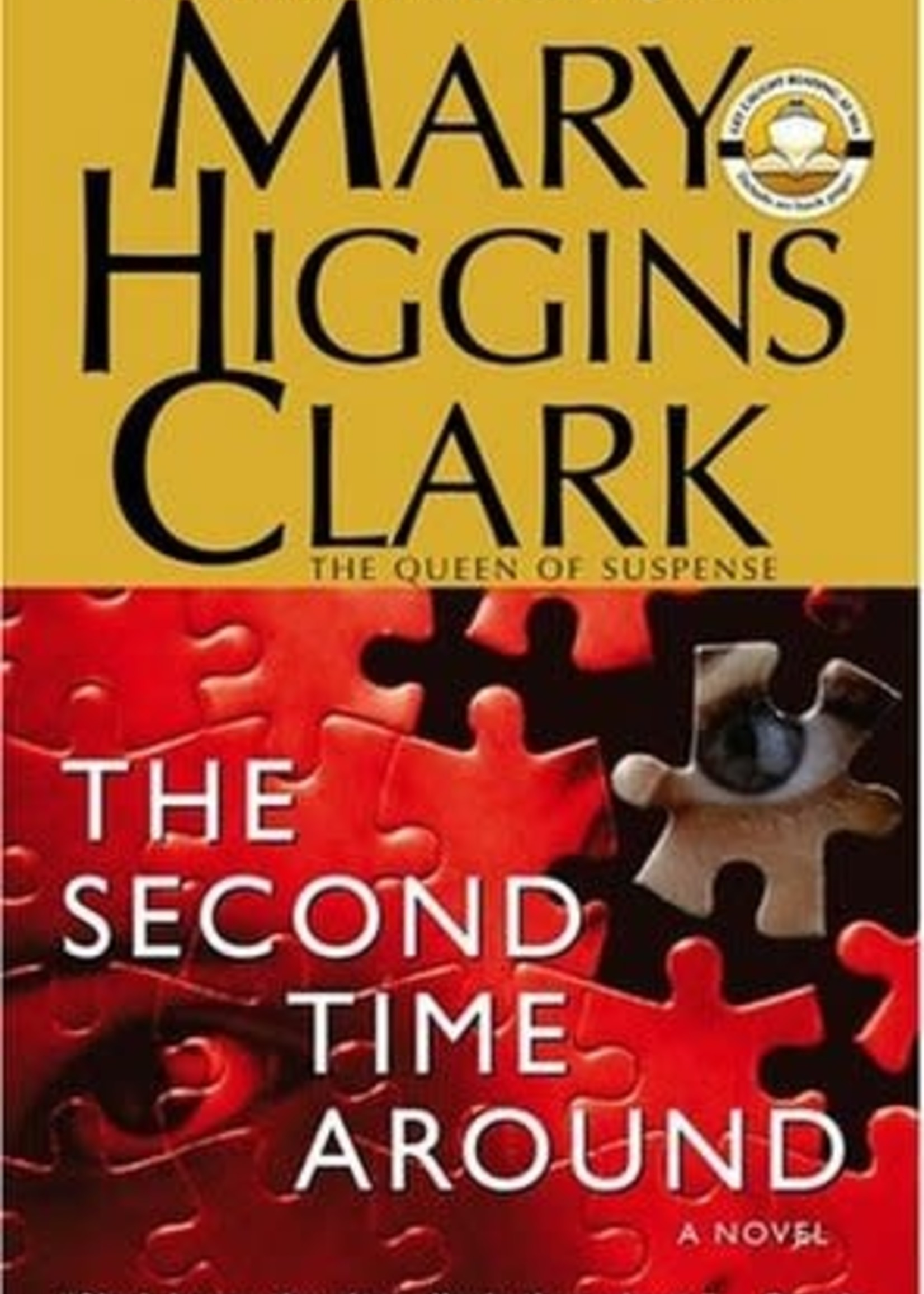 USED - The Second Time Around by Mary Higgins Clark