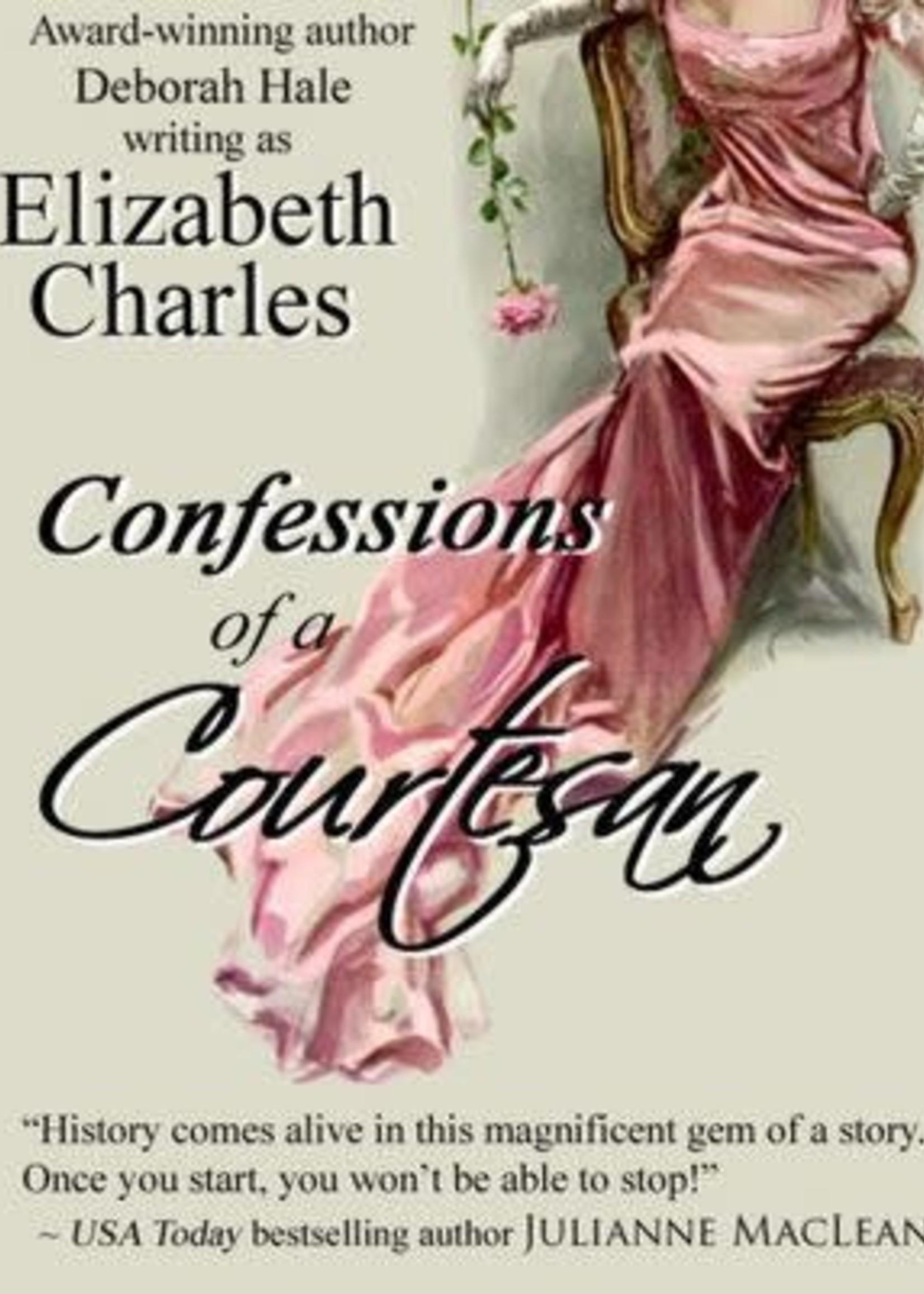 USED - Confessions of a Courtesan by Deborah Hale