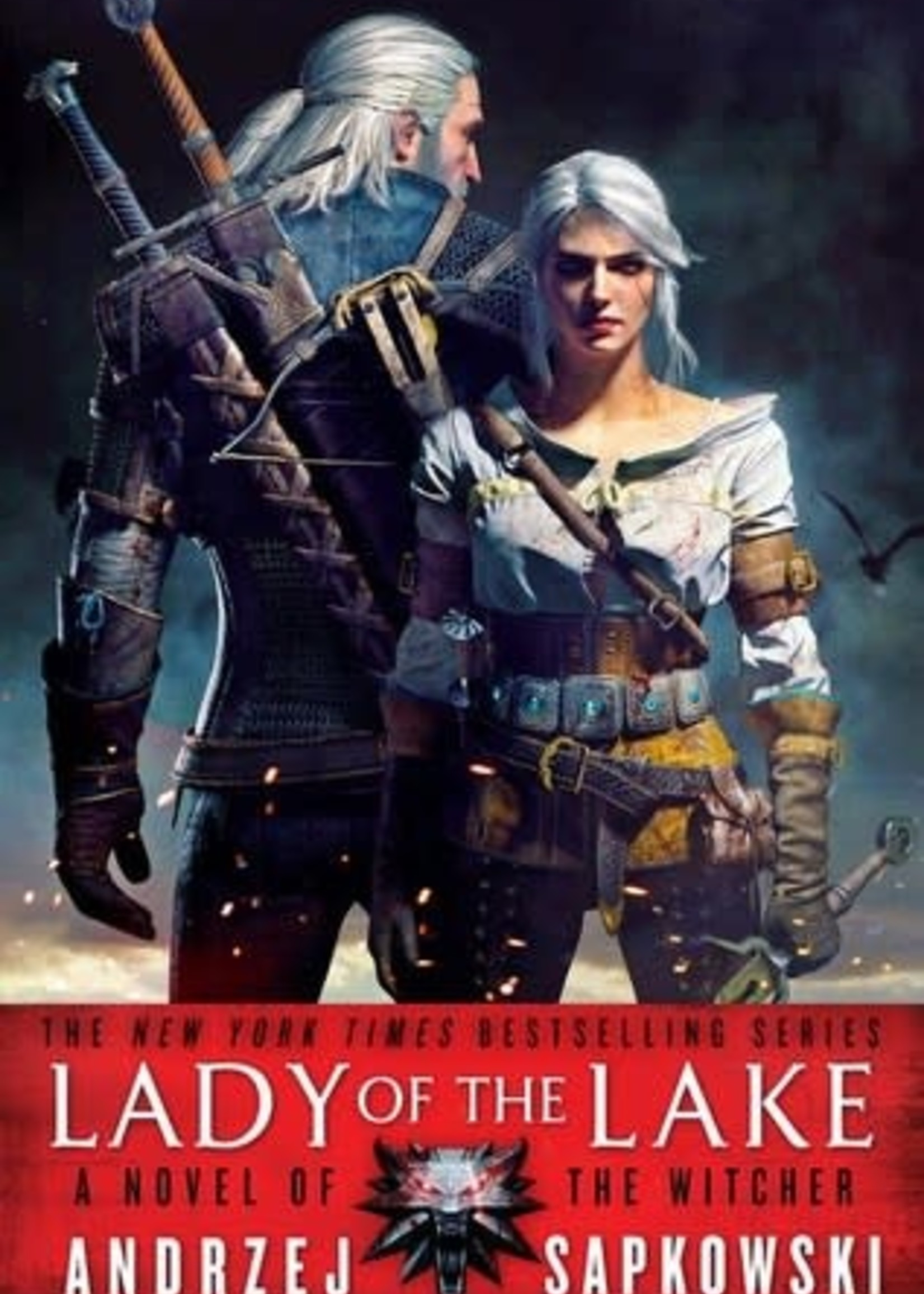 The Lady of the Lake by Andrzej Sapowski