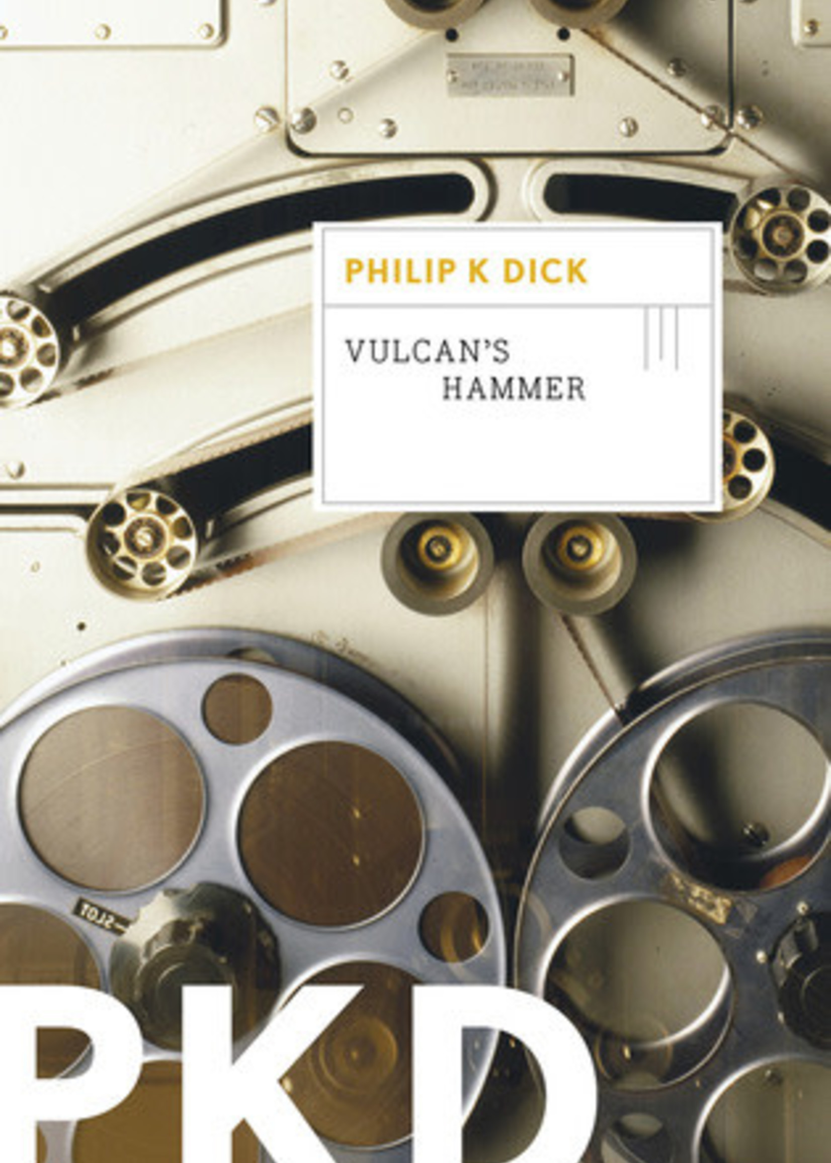 Vulcan's Hammer by Philip K. Dick