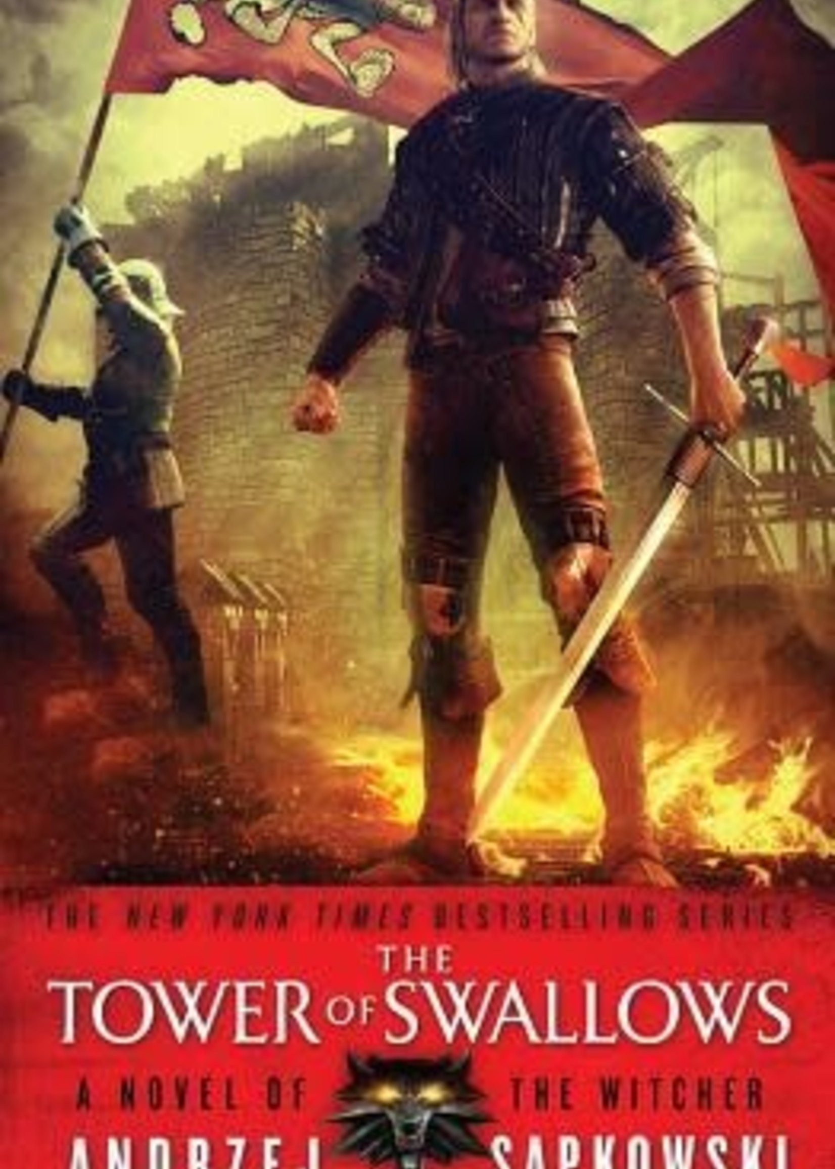 The Tower of Swallows by Andrzej Sapowski