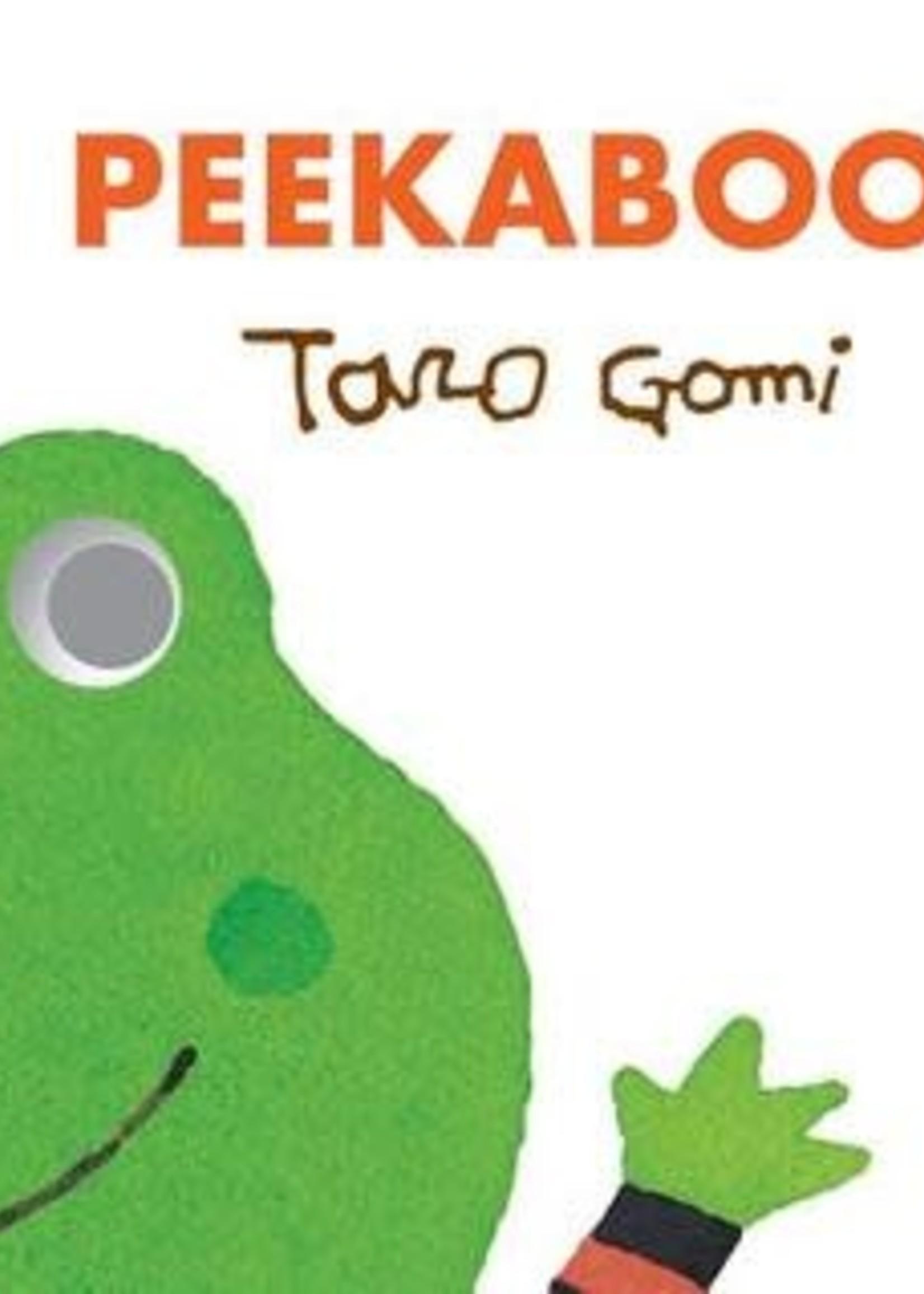 Peekaboo! by Taro Gomi