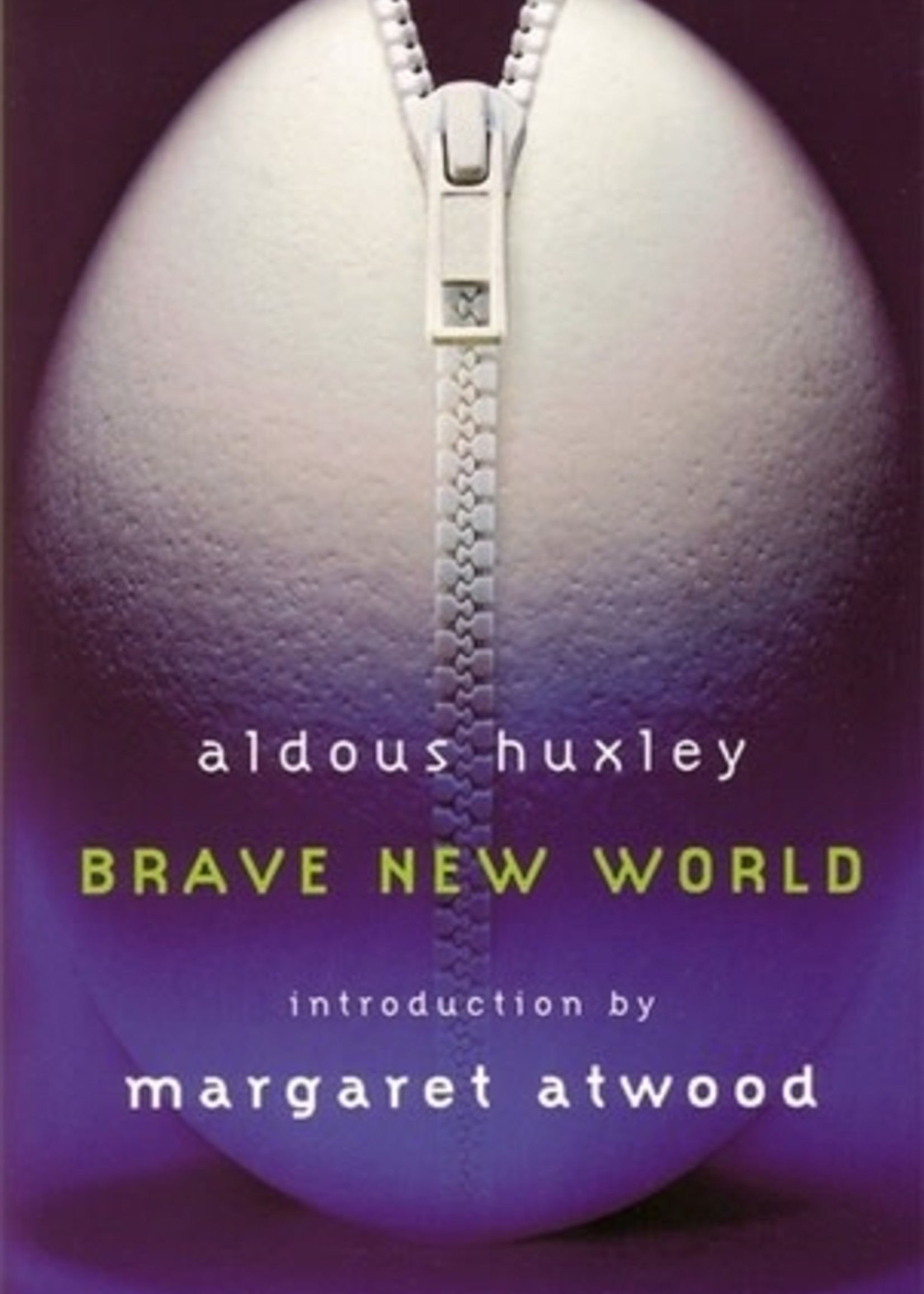Brave New World by Alduos Huxley