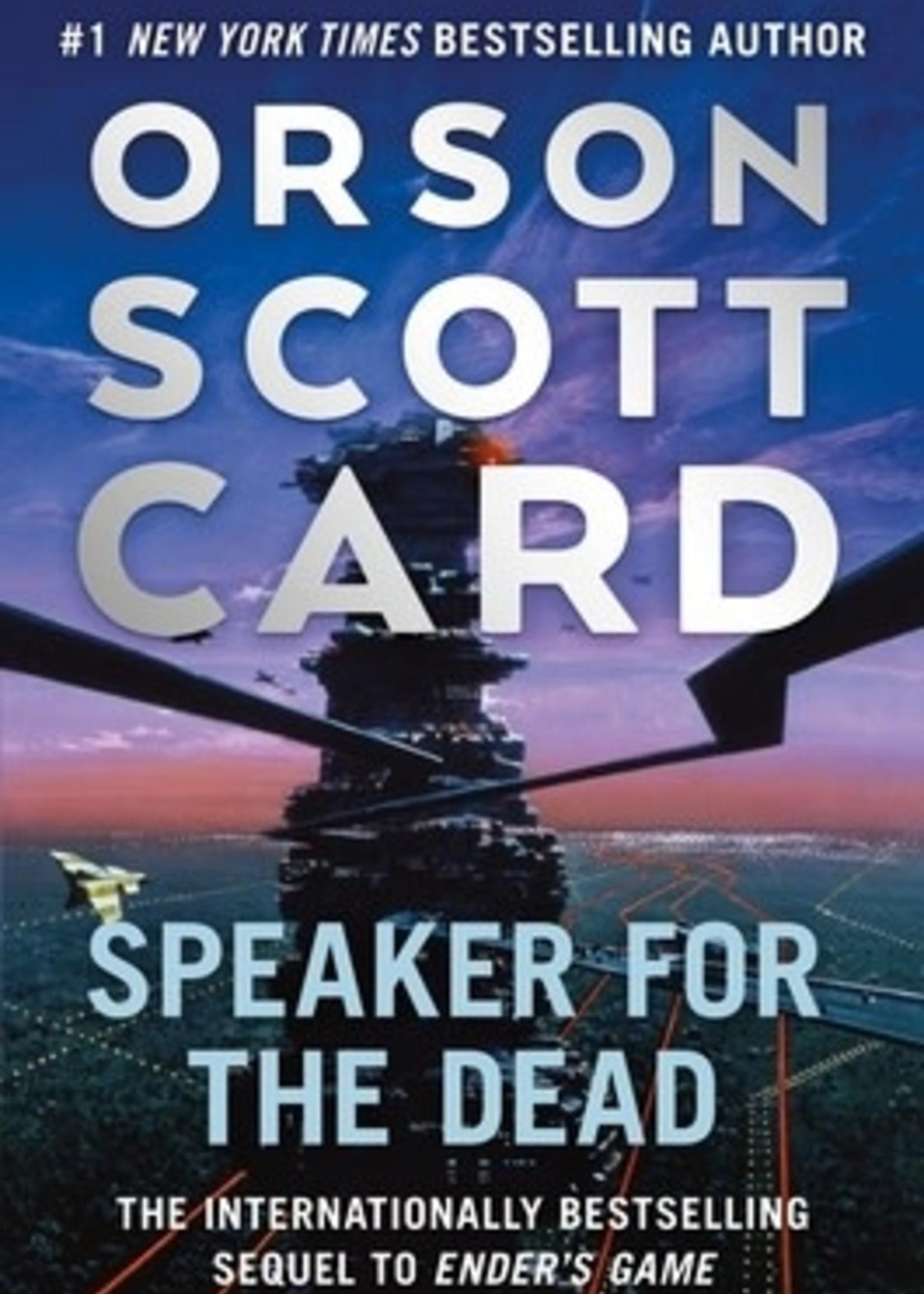 Speaker of the Dead by Orson Scott Card