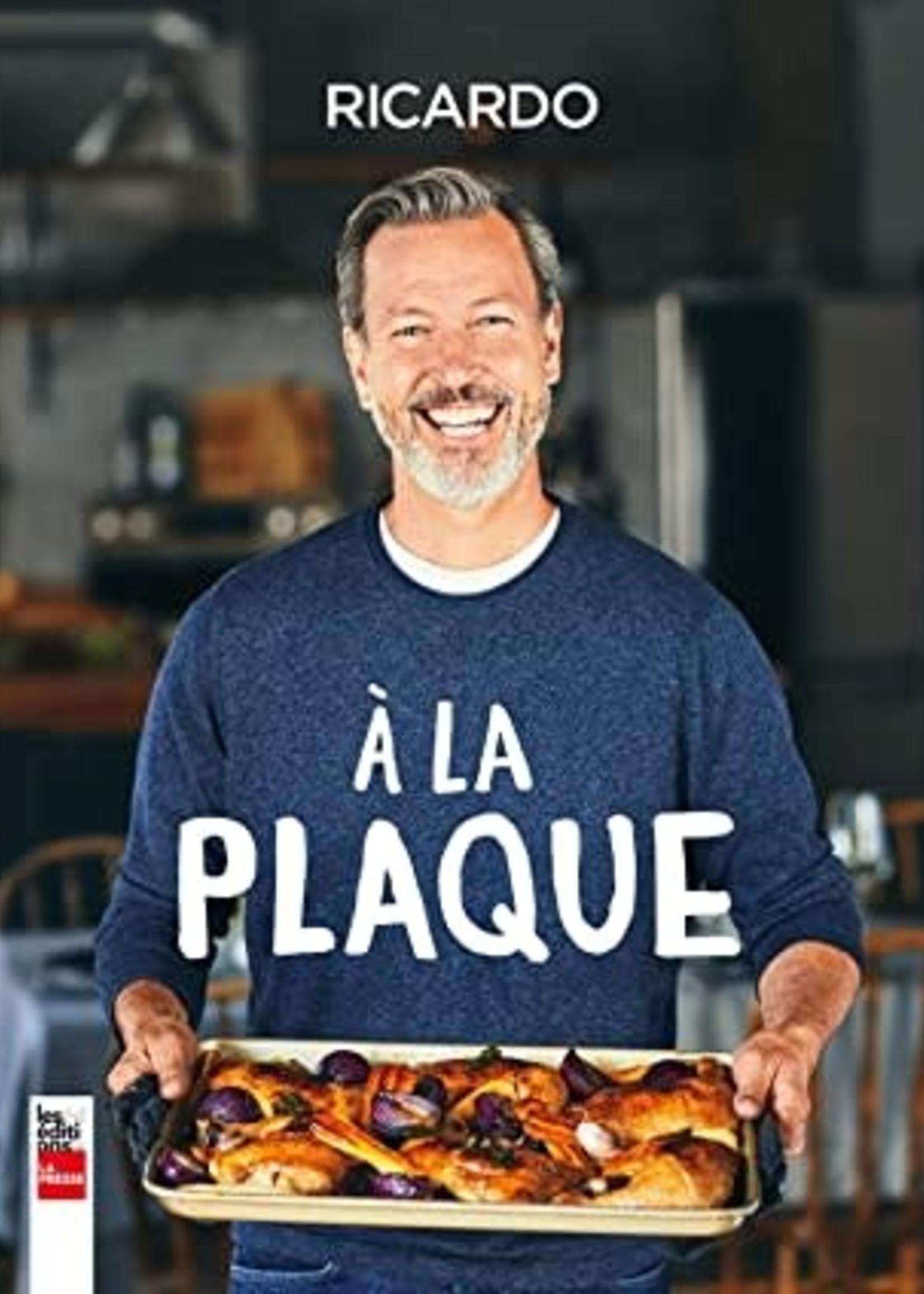 À La Plaque by Ricardo Larrivée