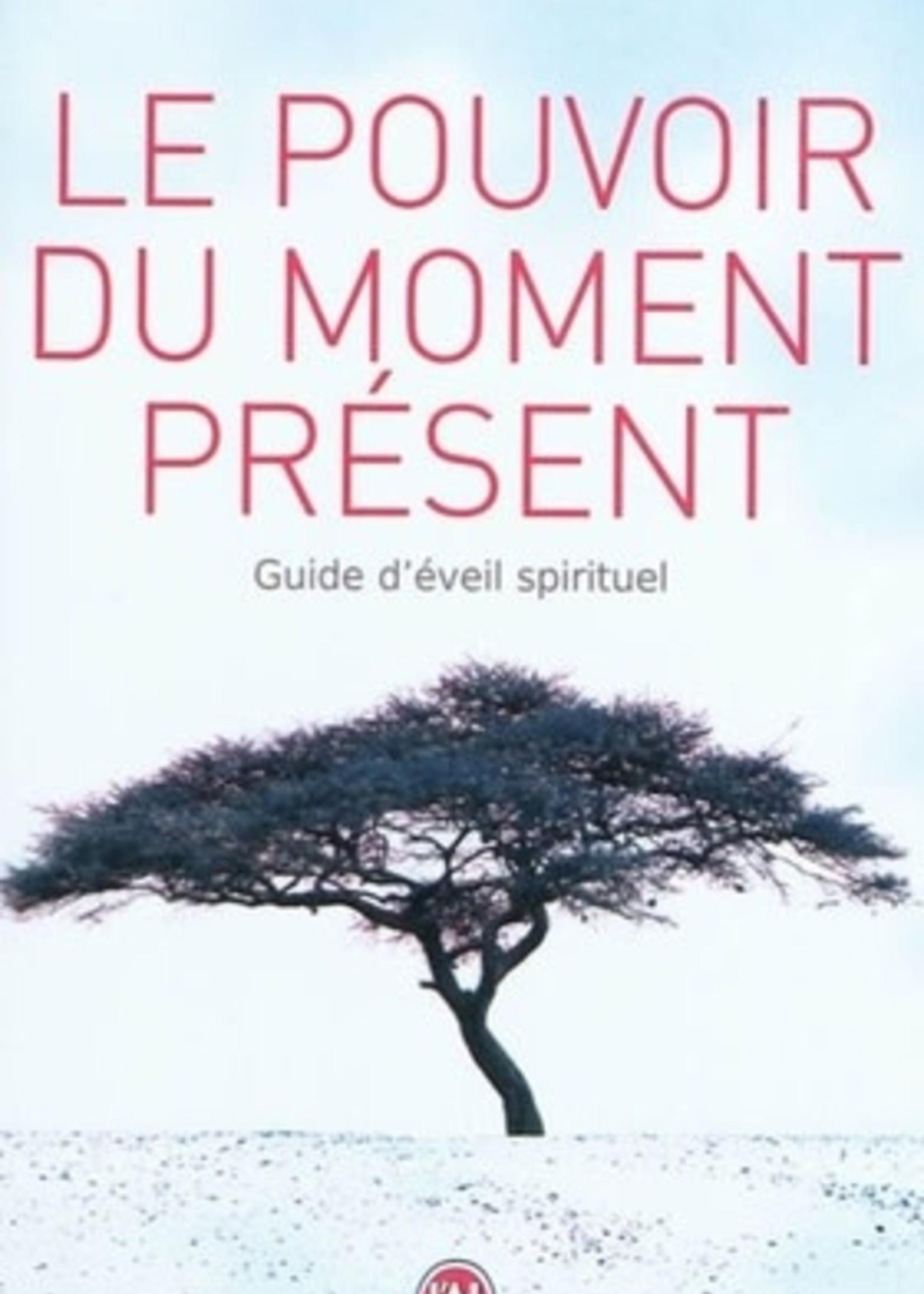 Le pouvoir du moment présent: guide d'éveil spirituel by Eckhart Tolle