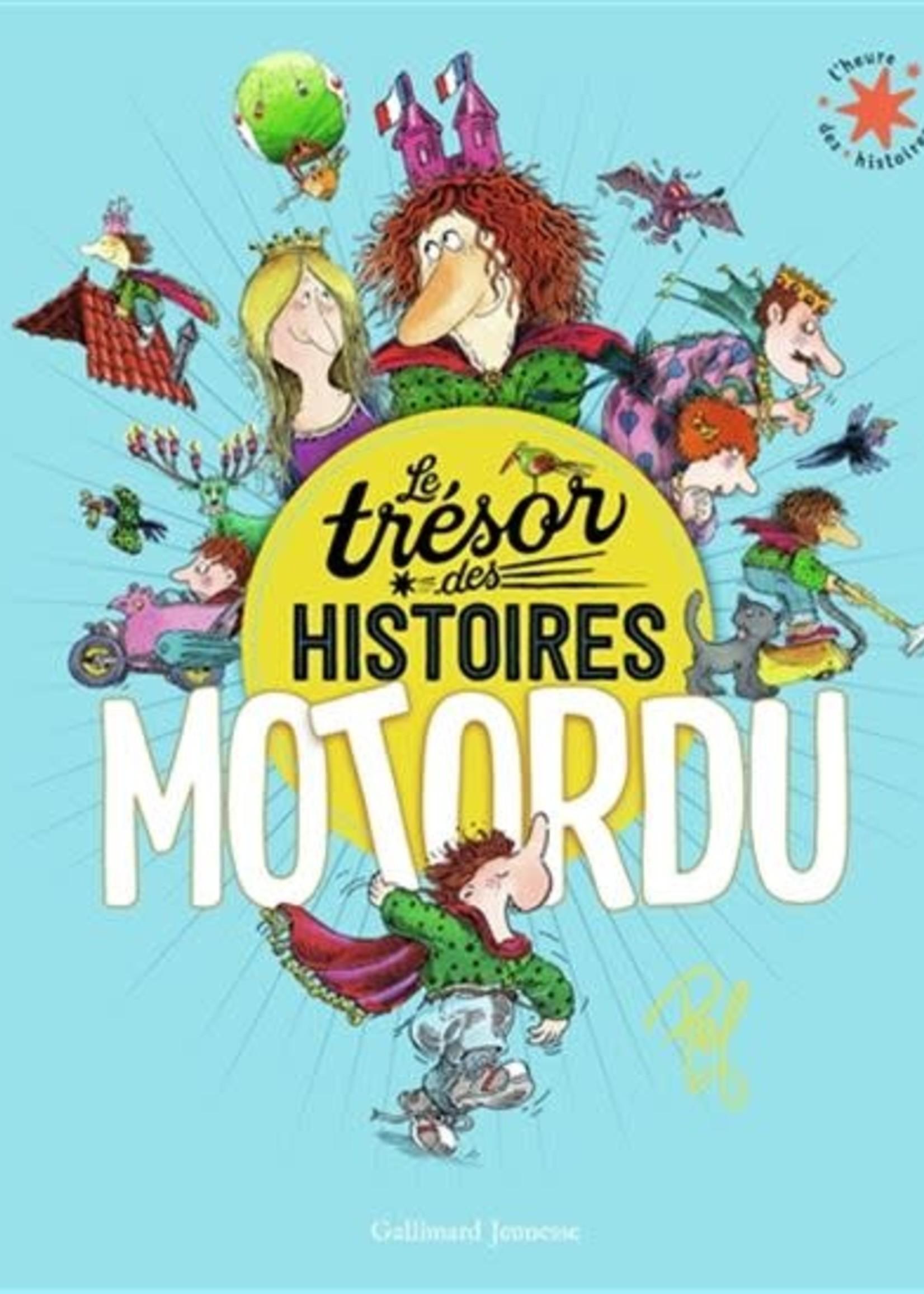 Le trésor des histoires Mortordu by Pef