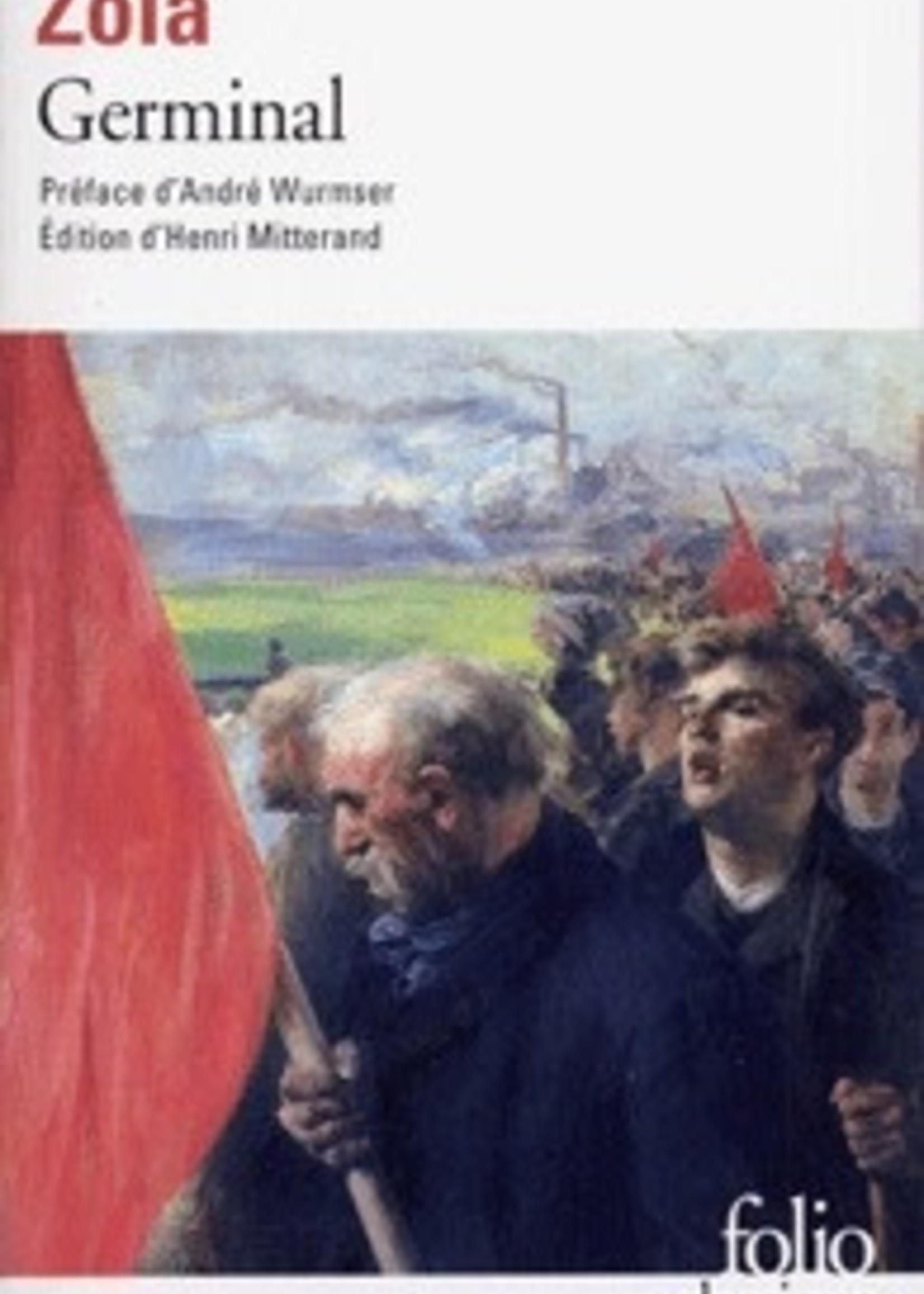 Germinal by Émile Zola