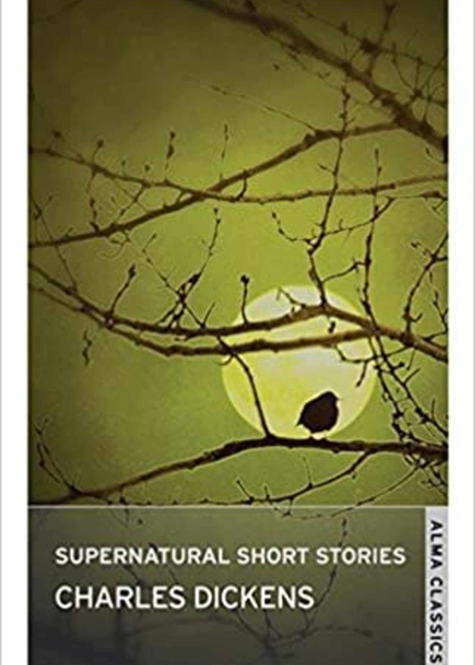 Supernatural Short Stories by Charles Dickens