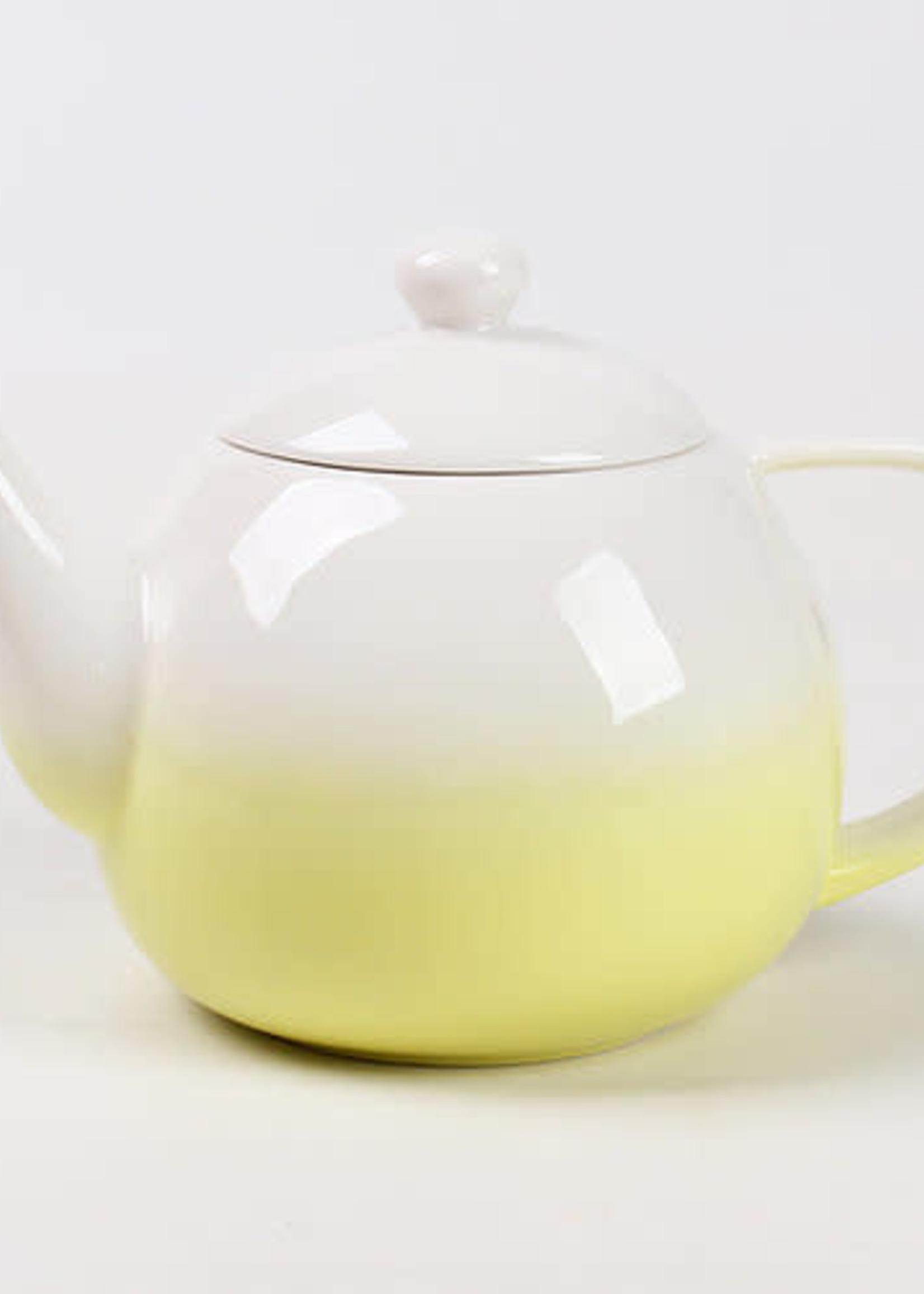 Teapot - Yellow Dawn