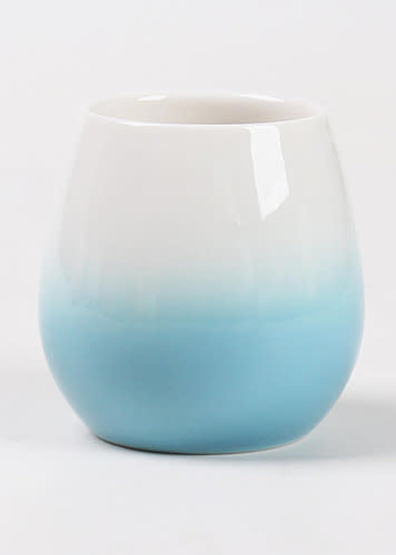 Tea Cup - Blue Dusk