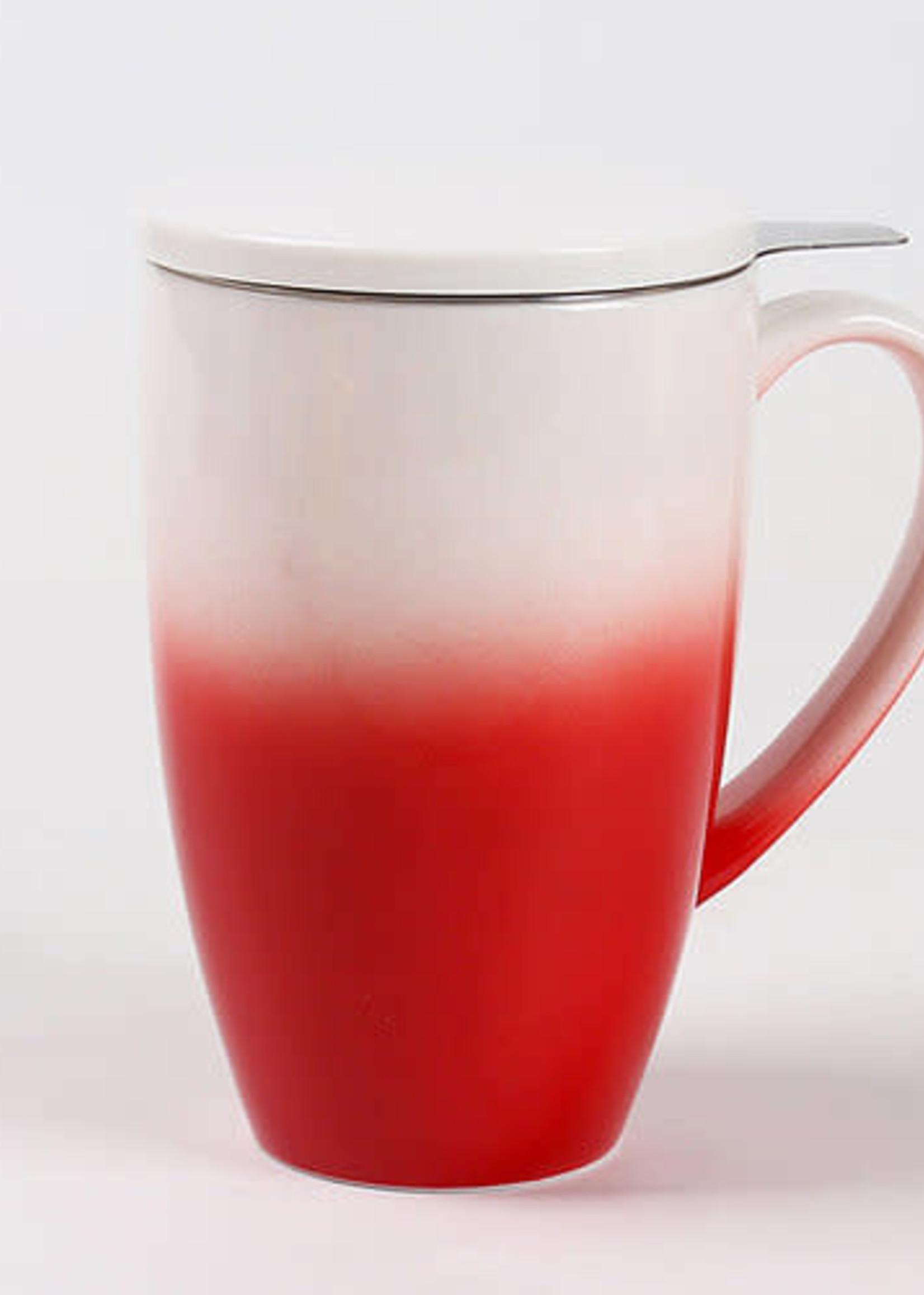 Tea Mug - Red Horizon