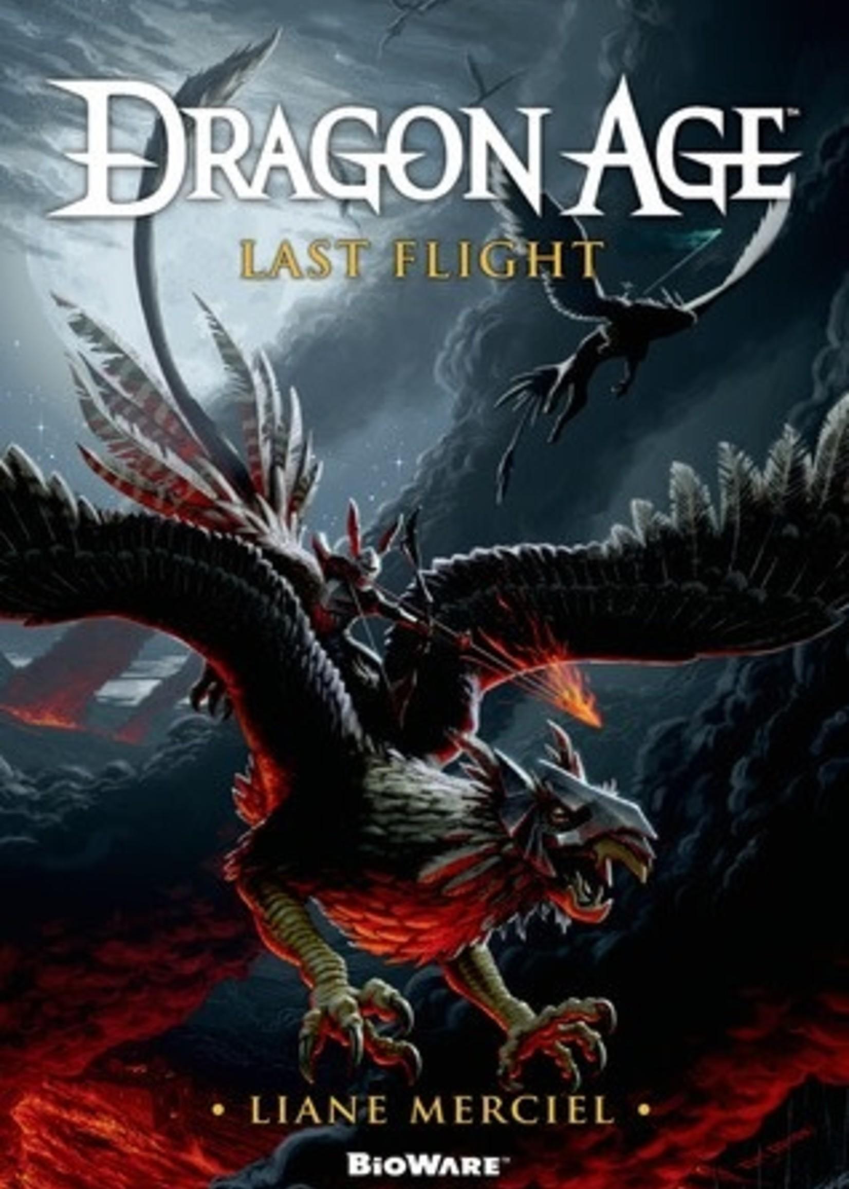 Dragon Age: The Last Flight by Liane Merciel