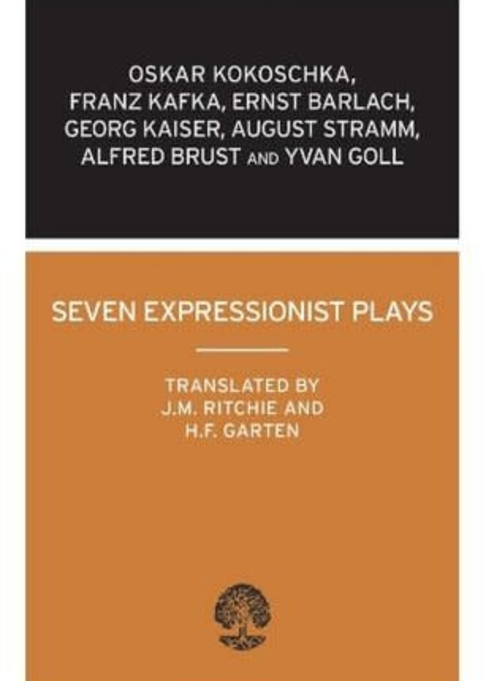 Seven Expressionist Plays by James McPherson Ritchie