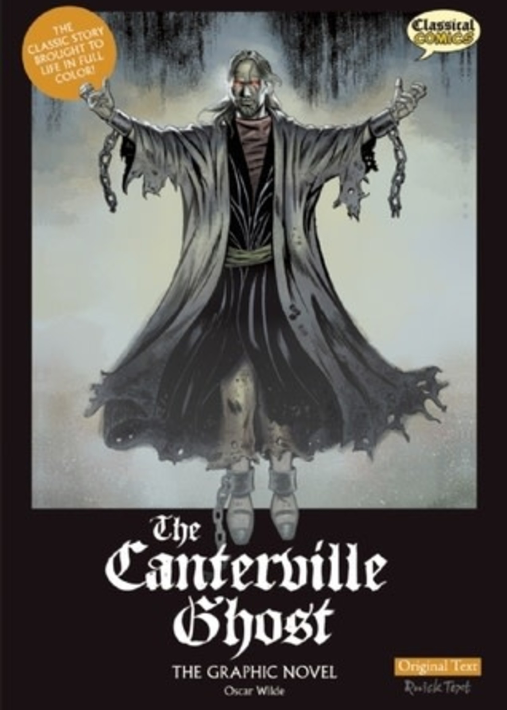 The Canterville Ghost: The Graphic Novel by Oscar Wilde