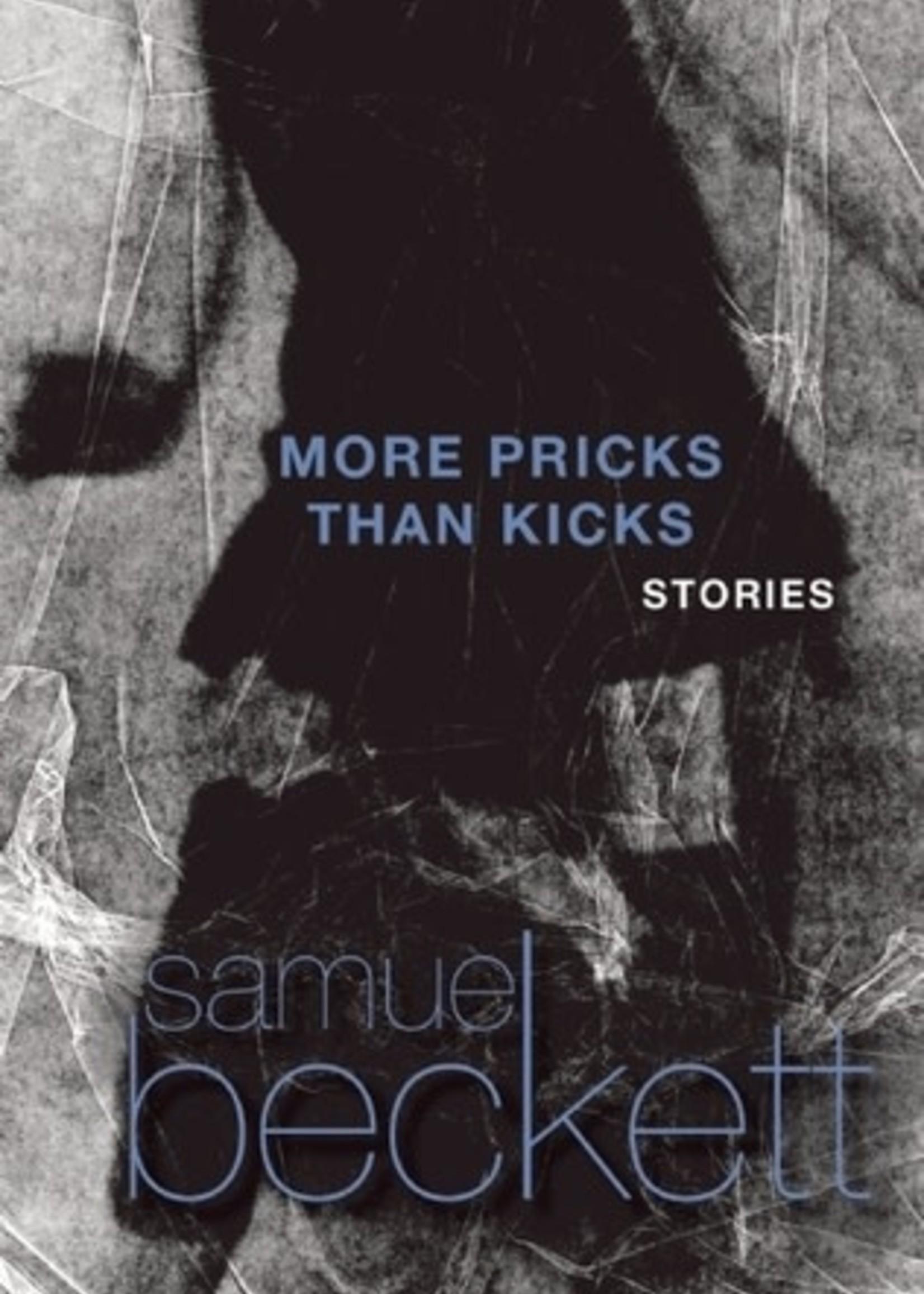 More Pricks than Kicks by Samuel Beckett