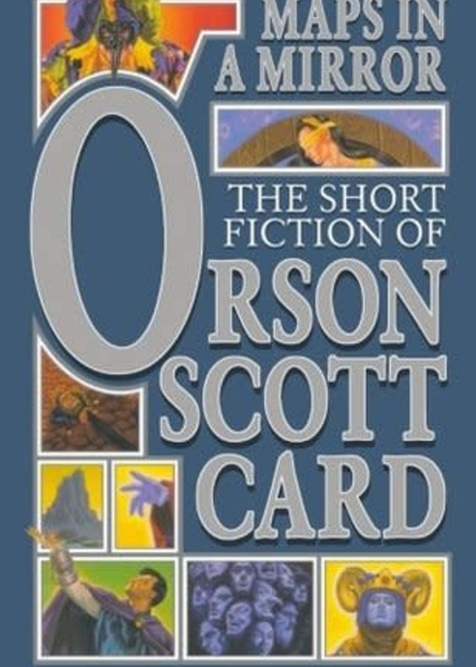 Maps in a Mirror by Orson Scott Card