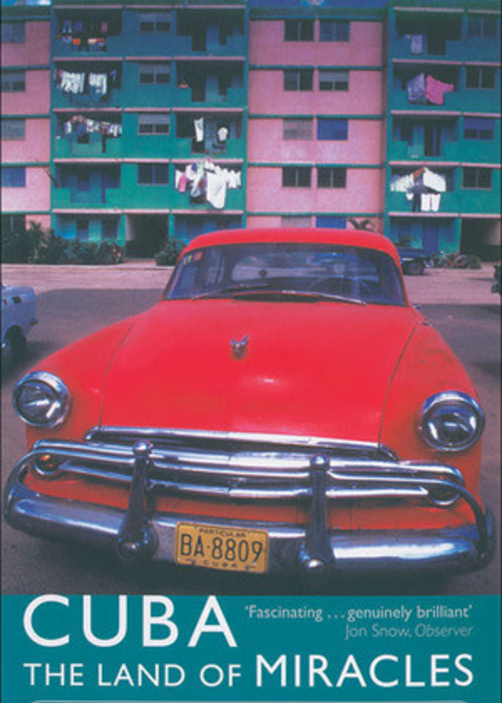 USED - Cube - The Land of Miracle: A Journey Through Modern Cuba by Stephen Smith