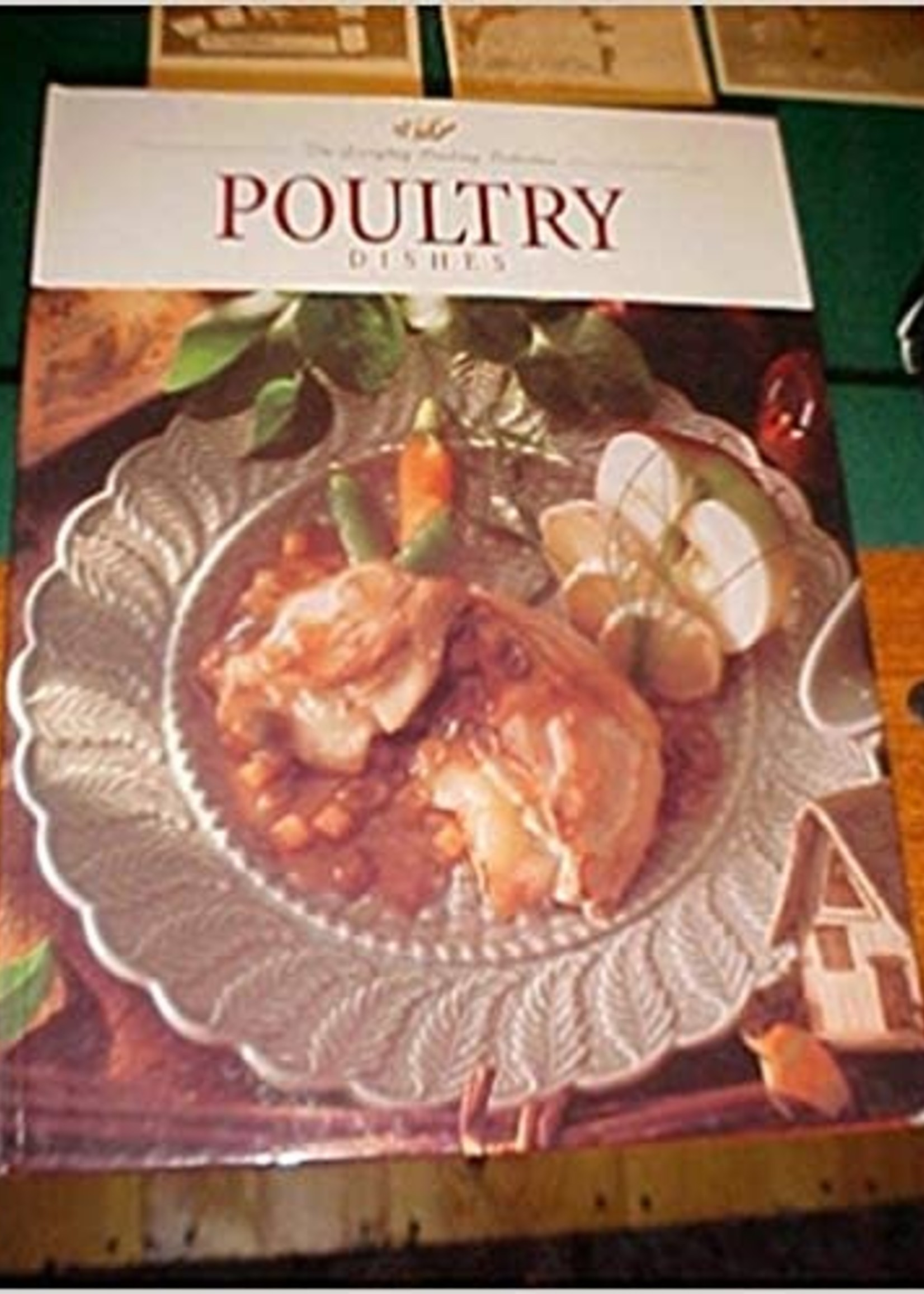 USED - The Everyday Cooking Collection: Poultry by Les Éditions Multi-Concept Inc.