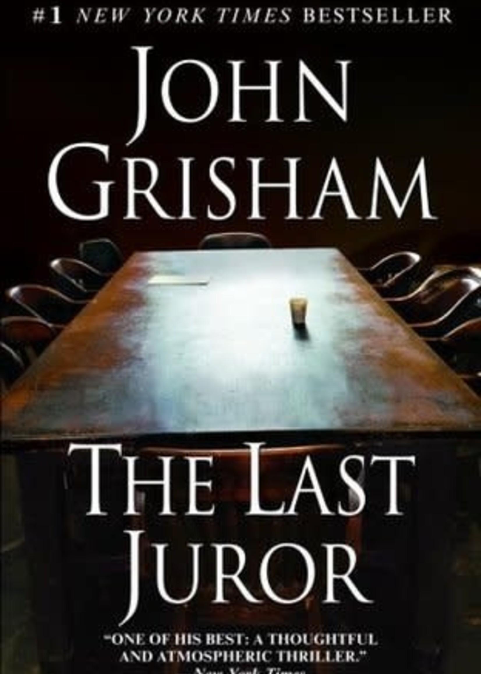 USED - The Last Juror by John Grisham