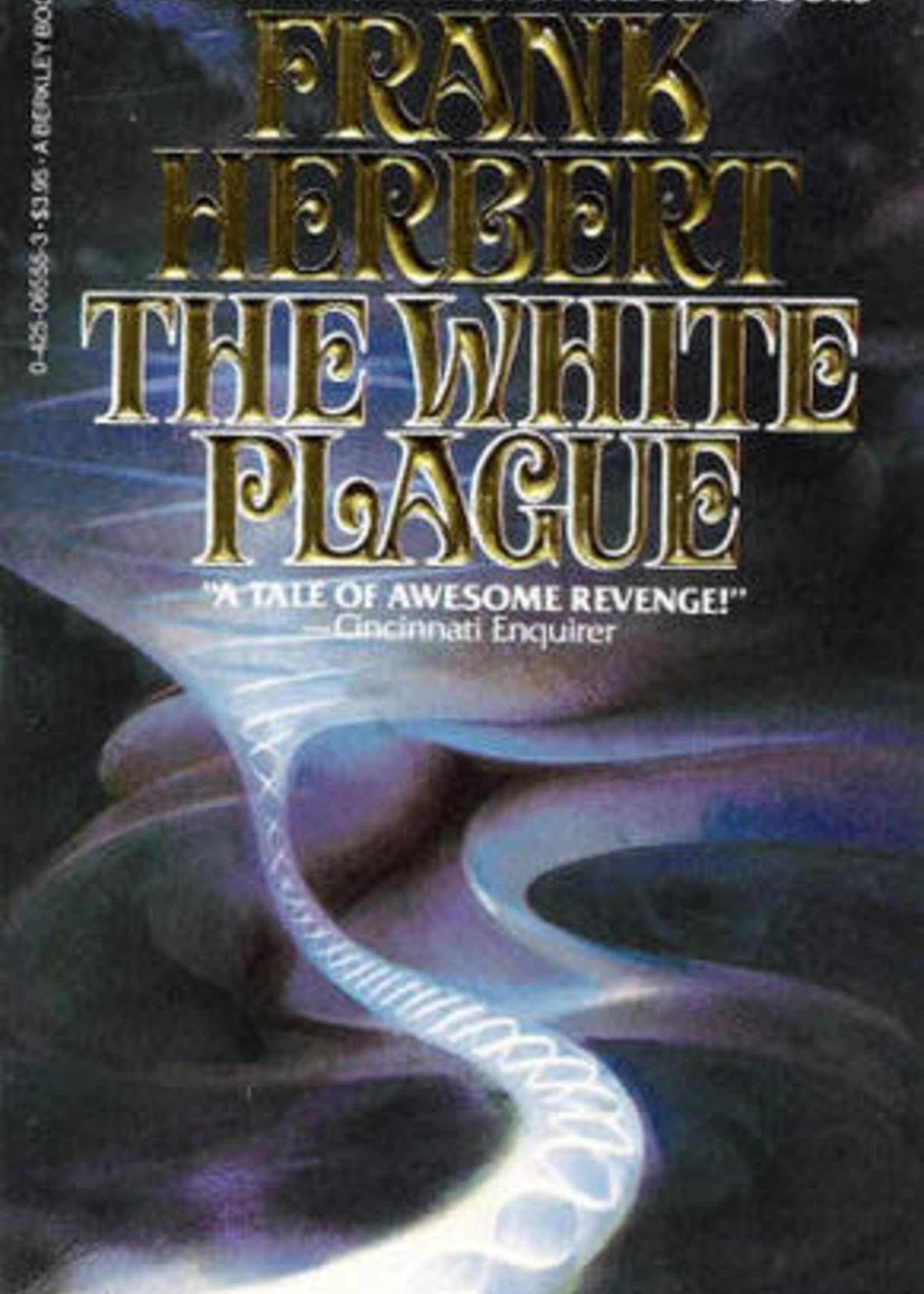 USED - The White Plague by Frank Herbert