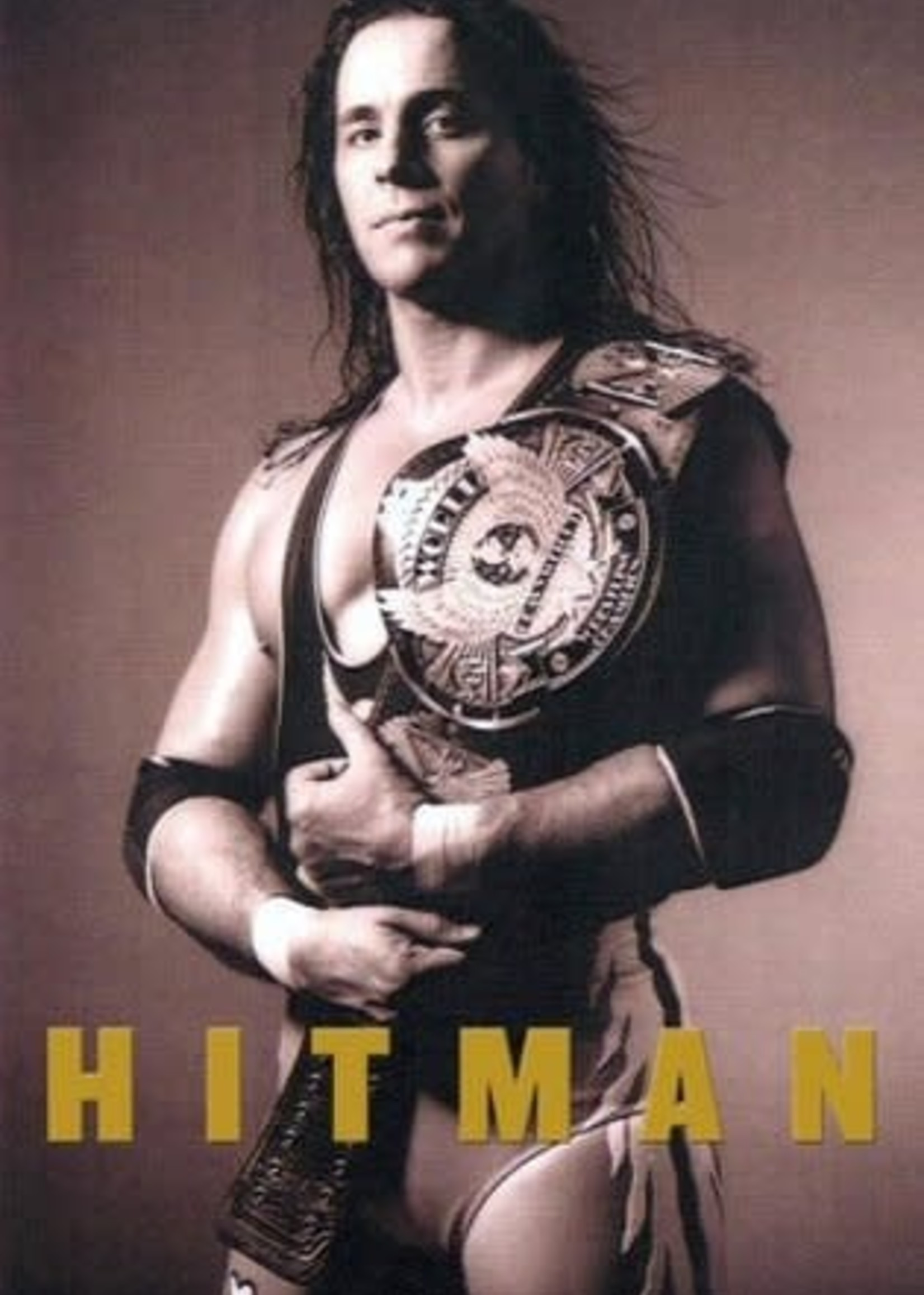 USED - Hitman: My Real Life in the Cartoon World of Wrestling by Bret Hart