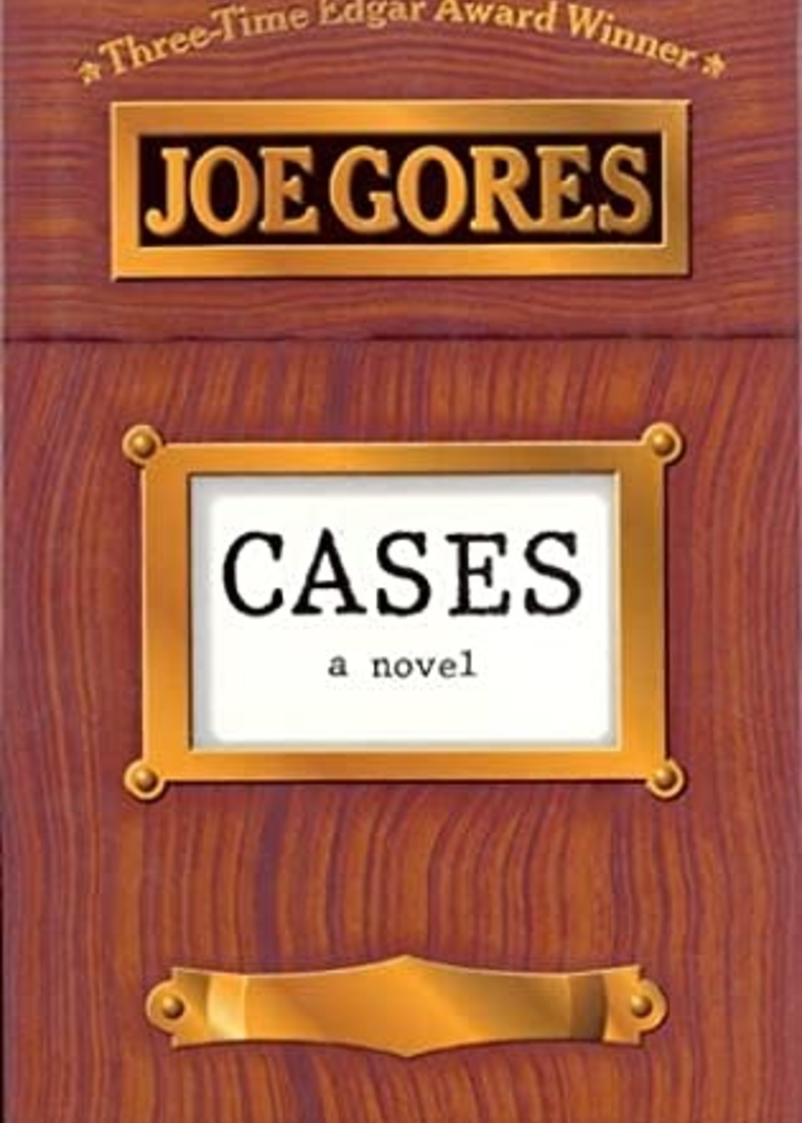 USED - Cases by Joe Gores