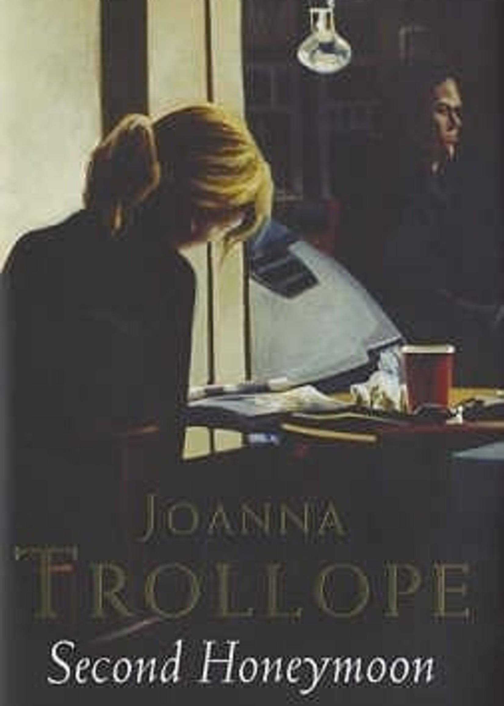 USED - Second Honeymoon by Joanna Trollope